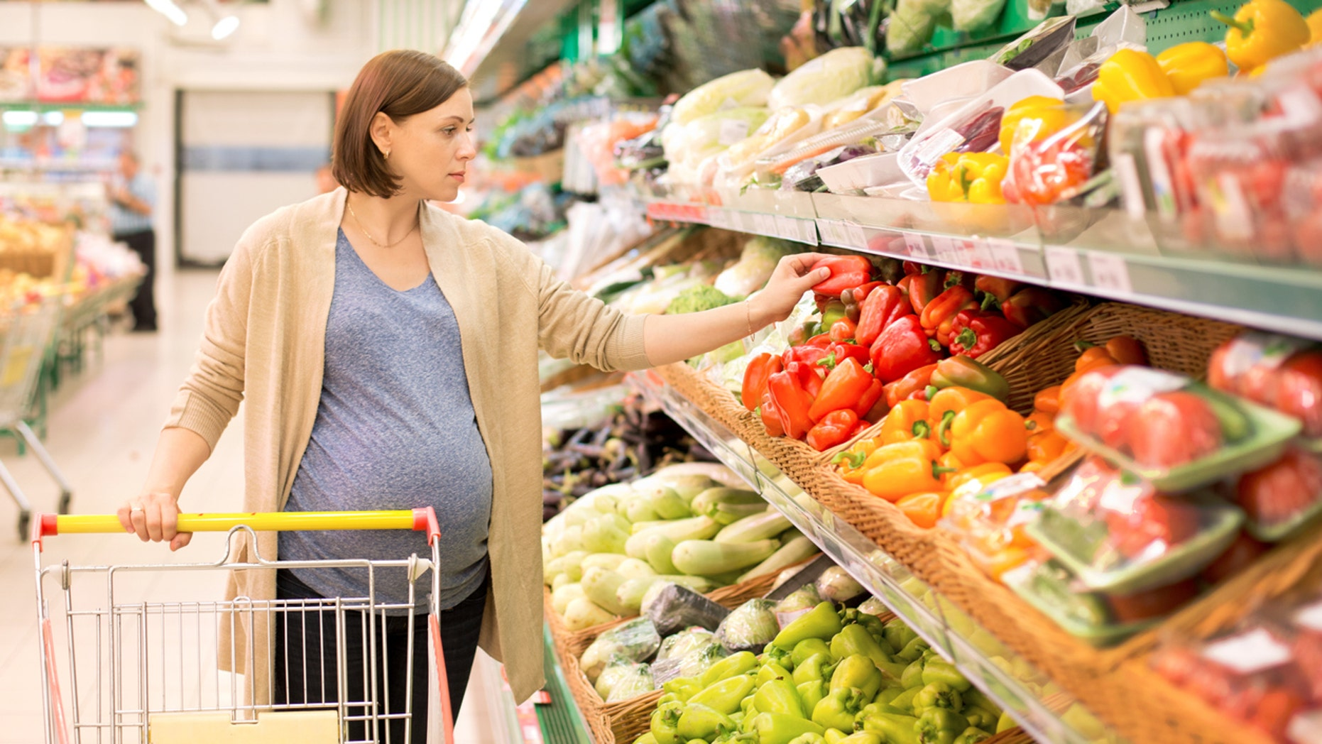 A vegetarian diet can be a great starting point for pregnancy as long as certain nutrient requirements are met, and sometimes that means careful planning.