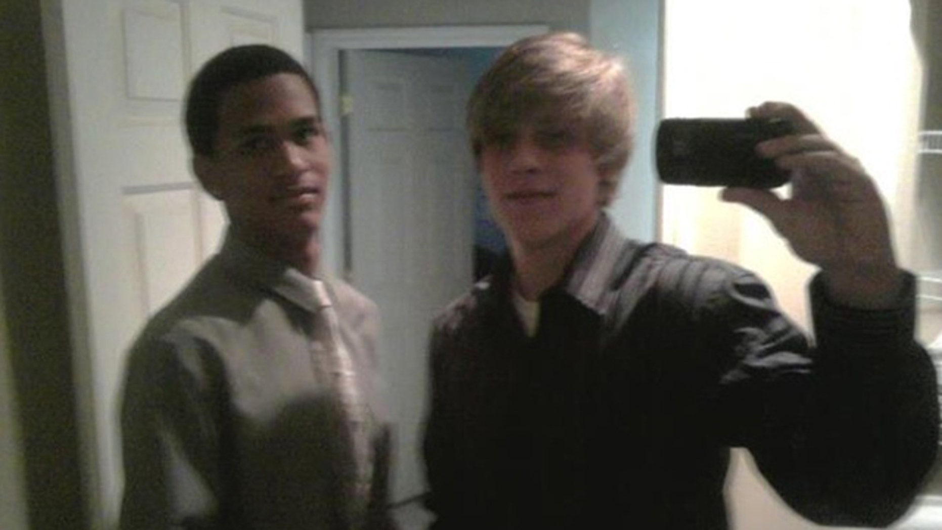The bodies of Nicholas Presha, 16 (left), and Jeremy Stewart, 18 were discovered burned along Cady Way Trail in East Orange County.