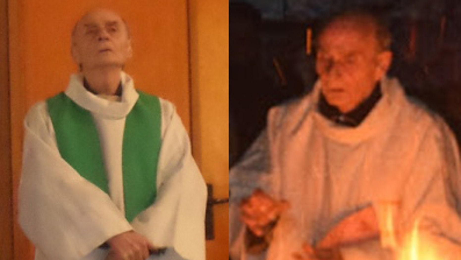 Priest Jacques Hamel was killed in a terror attack on a France church.