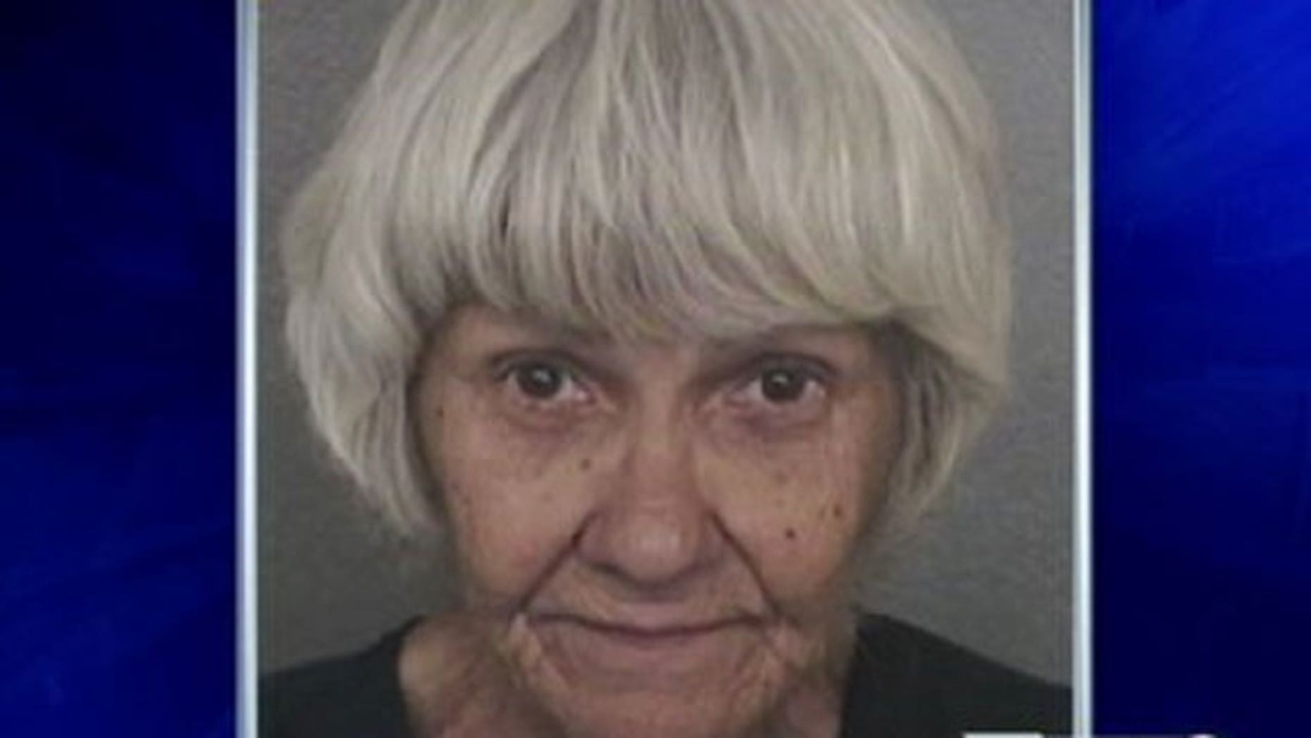 70-year-old Dorothy Jones Scalise was arrested for stalking 93-year-old Father Edward Konopka in Coral Springs, Fla.
