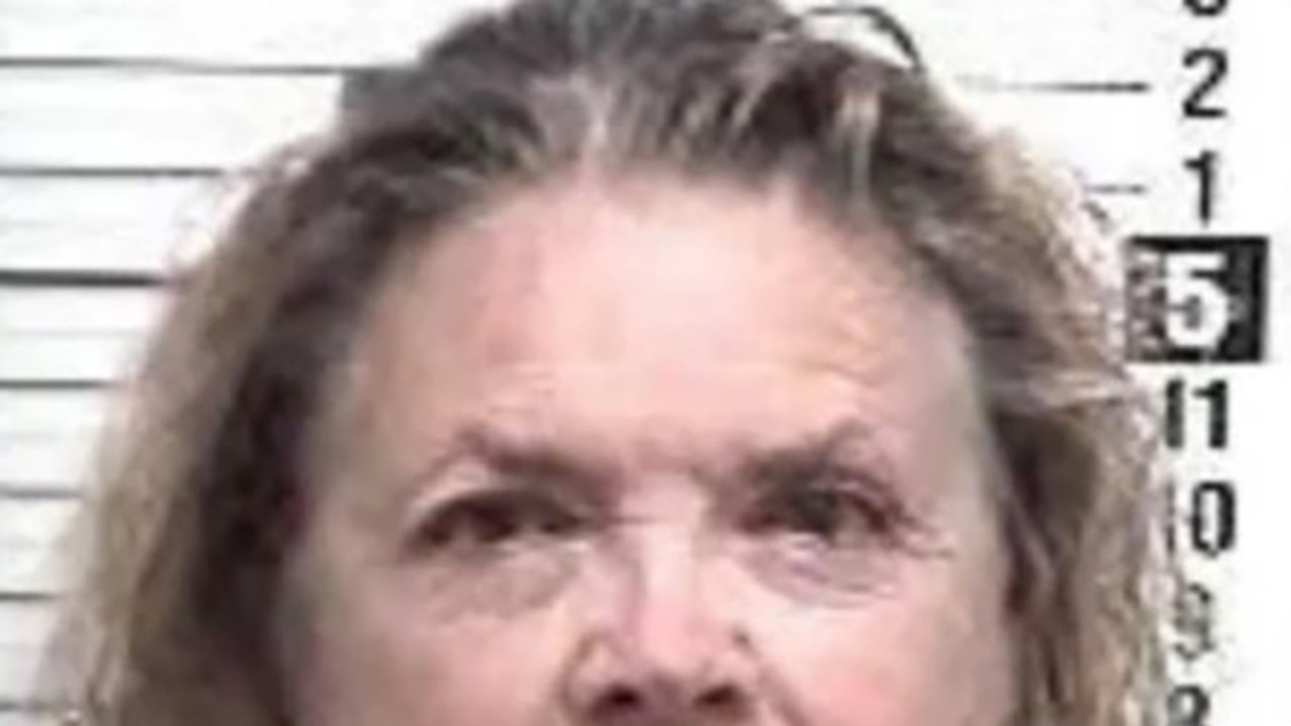 Priscilla Ann Ethridge, 66, was arrested Saturday in Panama City Beach, Fla., after allegedly firing a gun at her son following an argument in which she wanted the last word, according to a police report.
