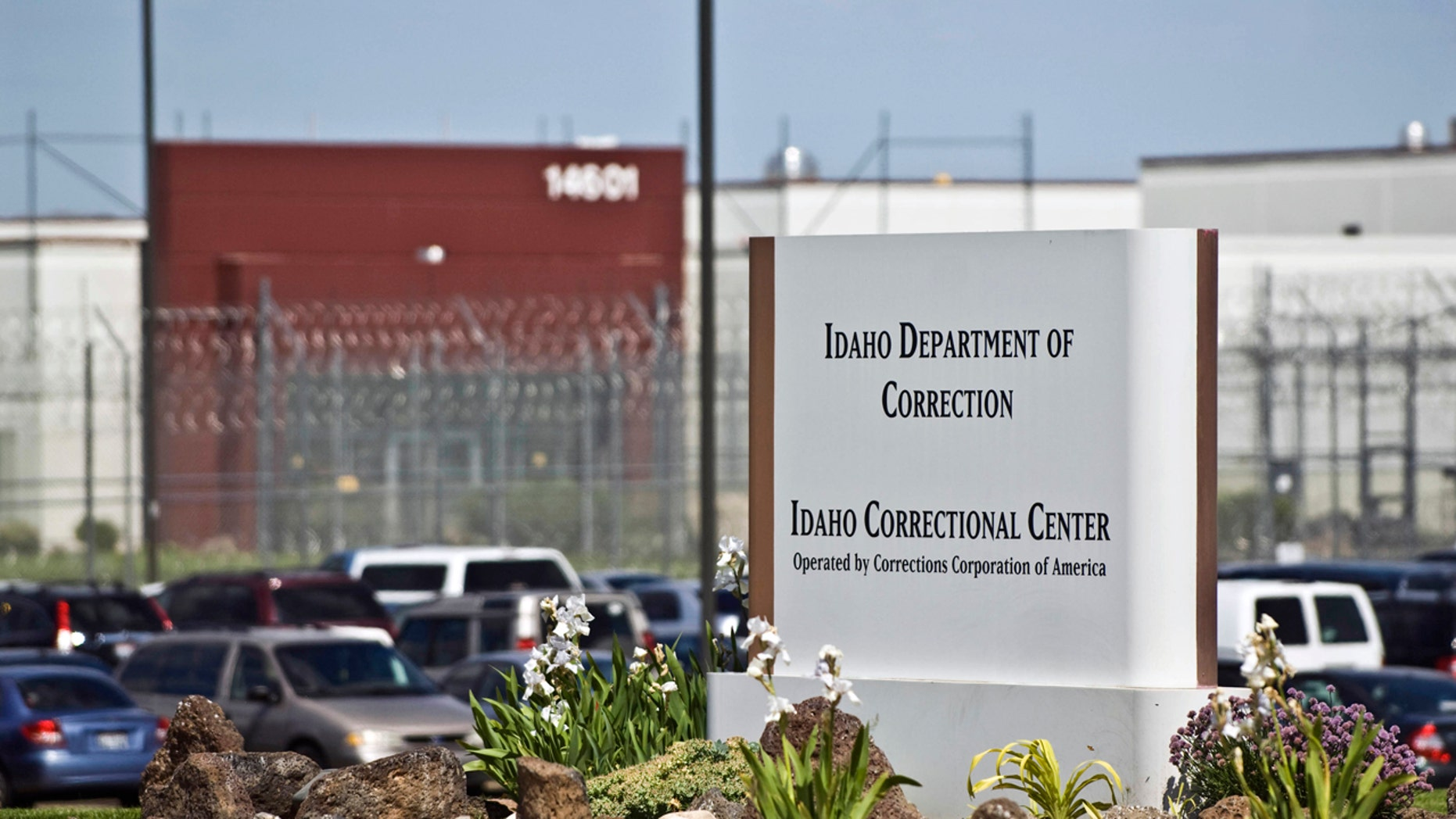 In this June 15, 2010 file photo, the Idaho Correctional Center is shown south of Boise, Idaho, operated by Corrections Corporation of America.