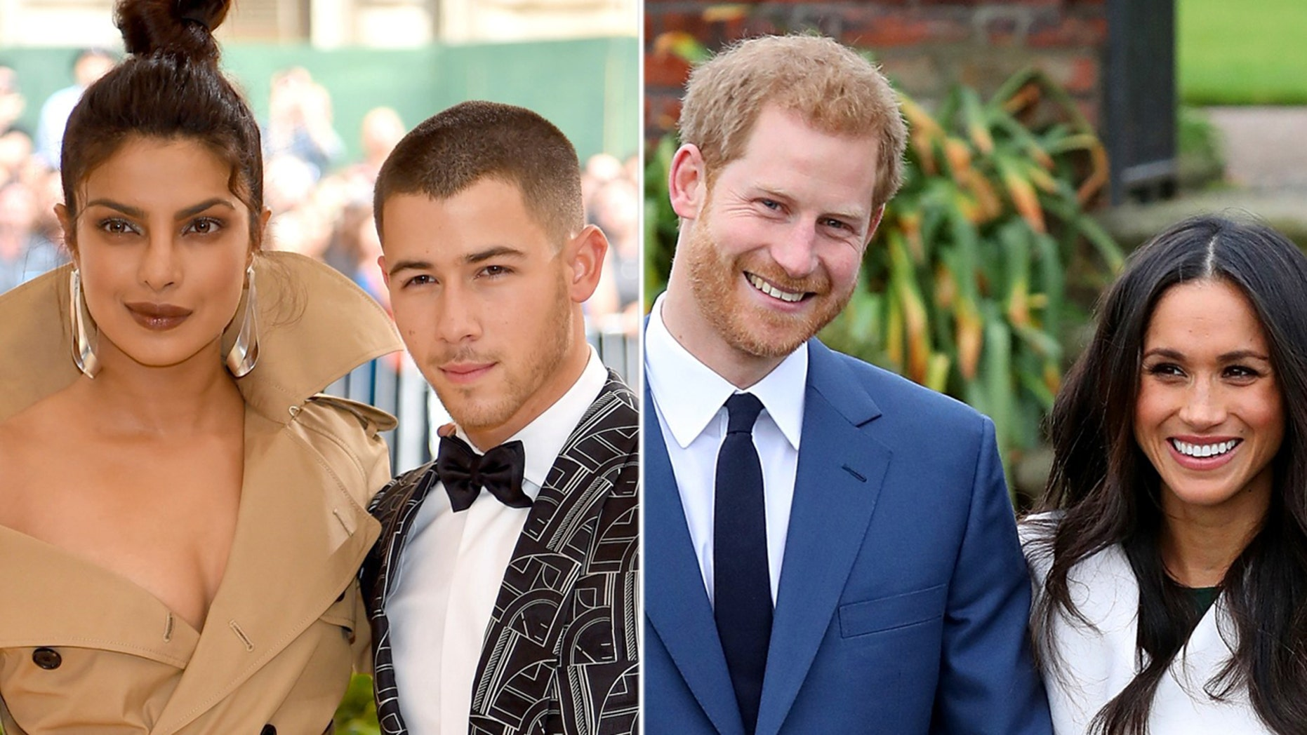 The Duke and Duchess of Sussex reportedly enjoyed a double date with the newly engaged Nick Jonas and Priyanka Chopra.