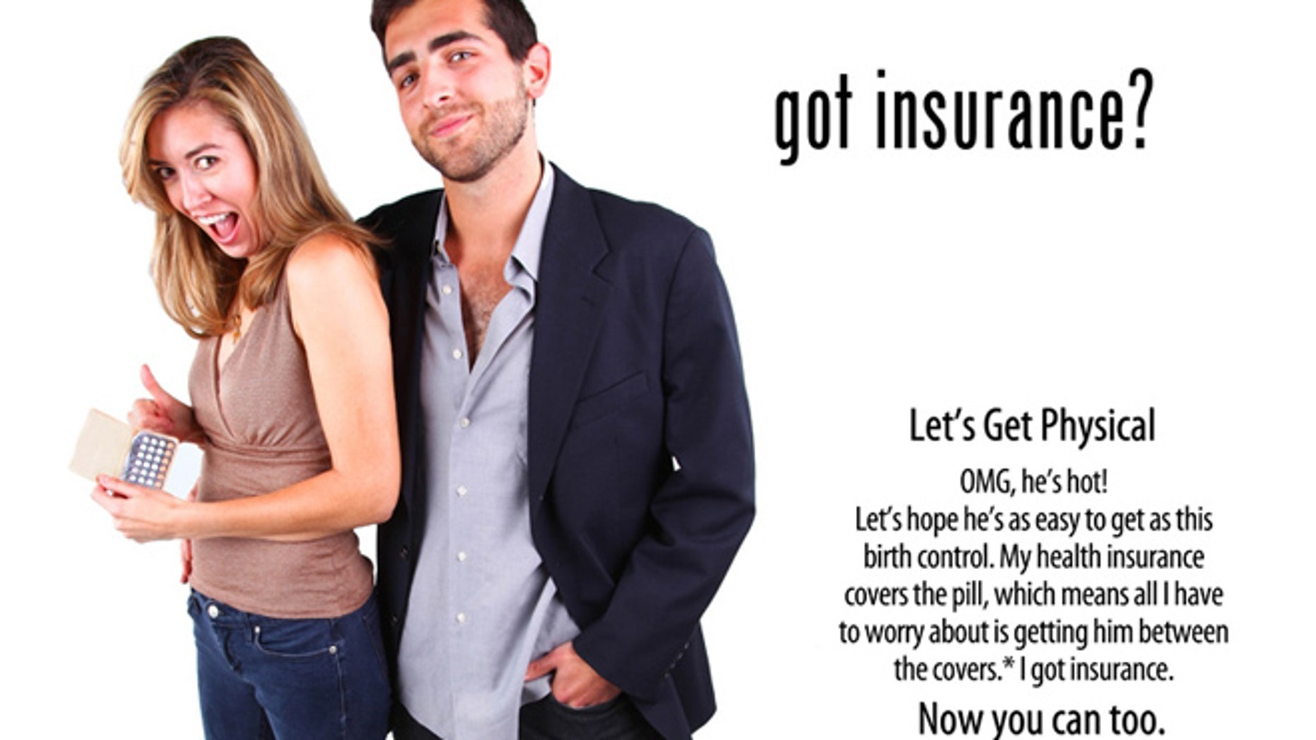 Shown here is an ObamaCare ad from ProgressNow Colorado and the Colorado Consumer Health Initiative.