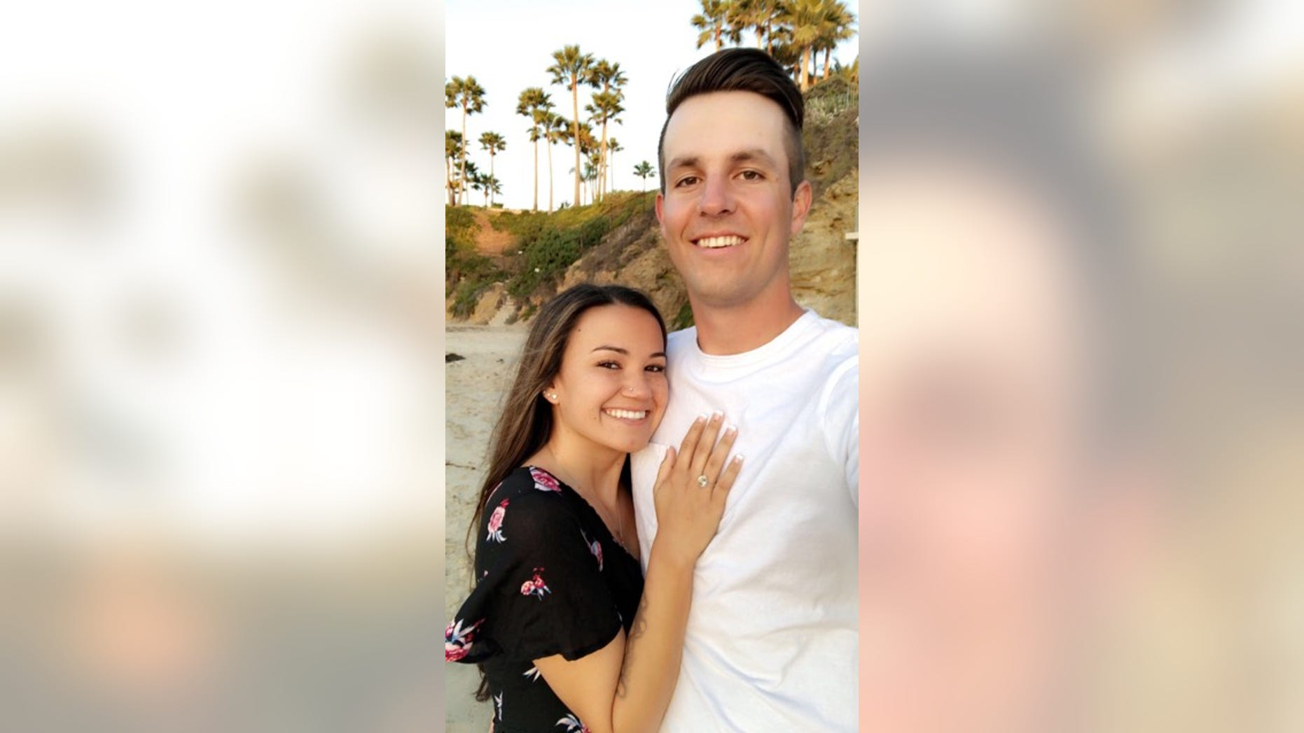 The couple, who survived the deadly Las Vegas shooting in October 2017, is slated to wed on August 3.