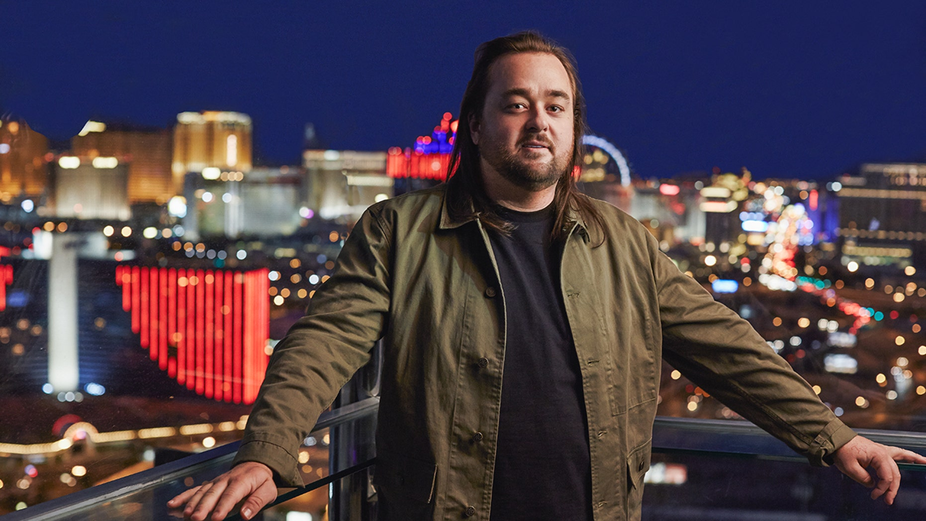 """Pawn Stars"" favorite Chumlee is listing his Las Vegas party mansion for millions."