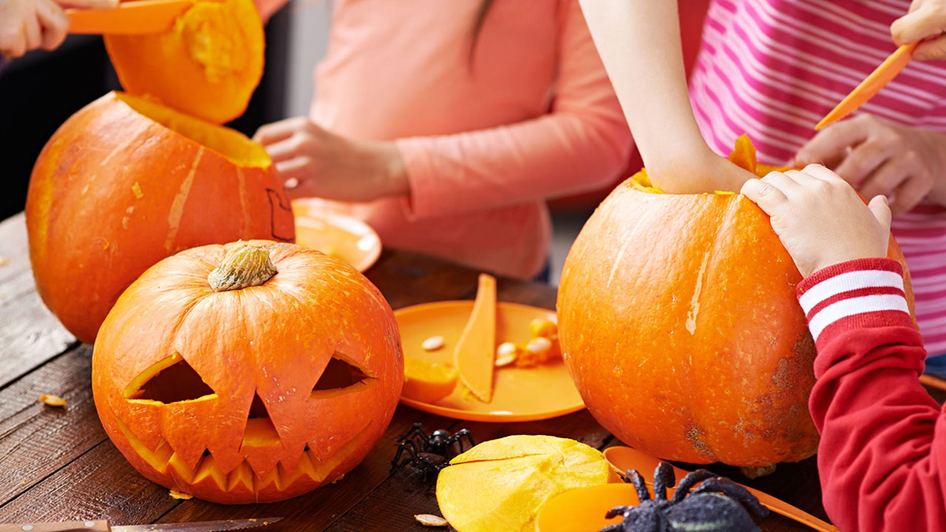Need some inspiration for this year's jack-o'-lantern?