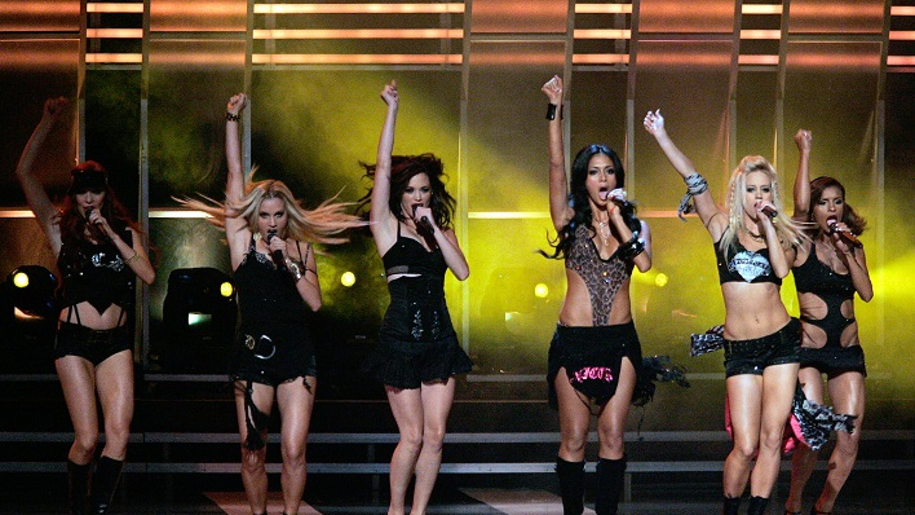 "The Pussycat Dolls denied a former member's claim that the all-girl group functioned as a ""prostitution ring."""