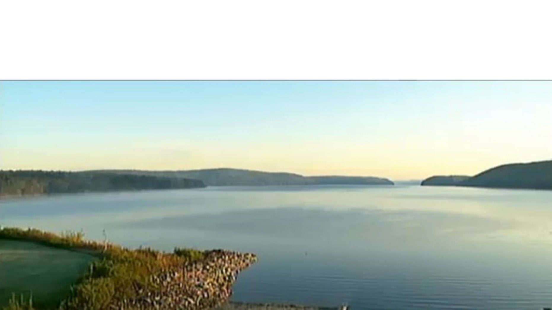 Quabbin reservoir near Amhurst, MA provides water for the City of Boston and 40 other communities in the state.