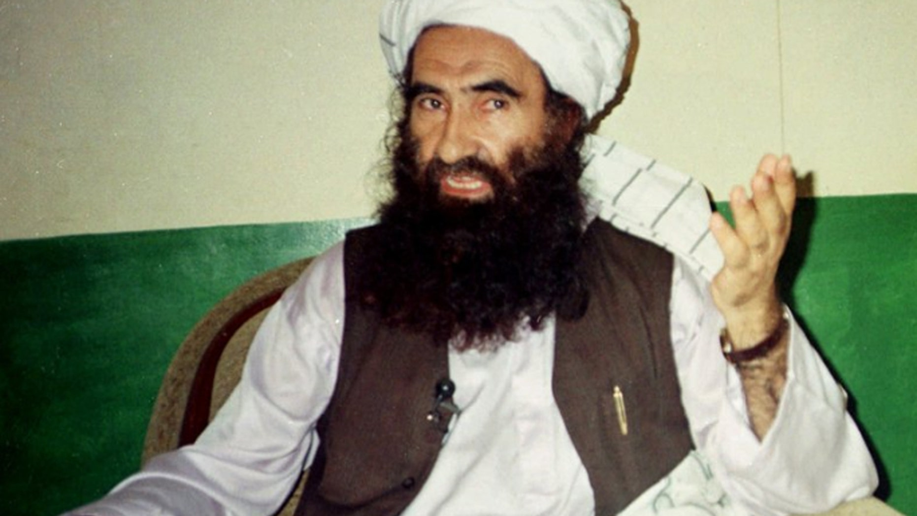 The Taliban announced Monday that Jalaluddin Haqqani has died after a long illness.