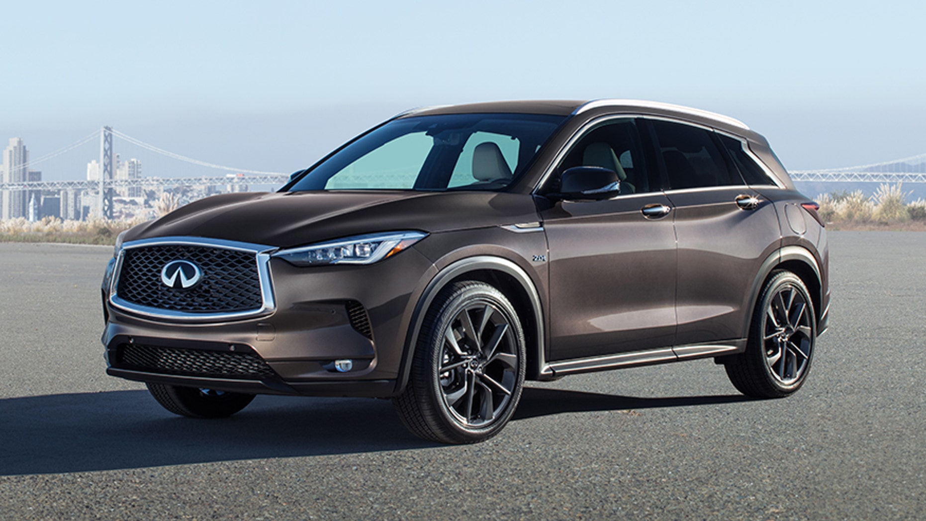 The all-new INFINITI QX50 is a premium mid-size SUV with world-first technologies, stand-out design and class-leading interior space – all on an entirely new platform. The QX50 also features a VC-Turbo engine, the world's first production-ready variable compression ratio engine, which delivers driving pleasure and efficiency in equal measure, transforming on demand.