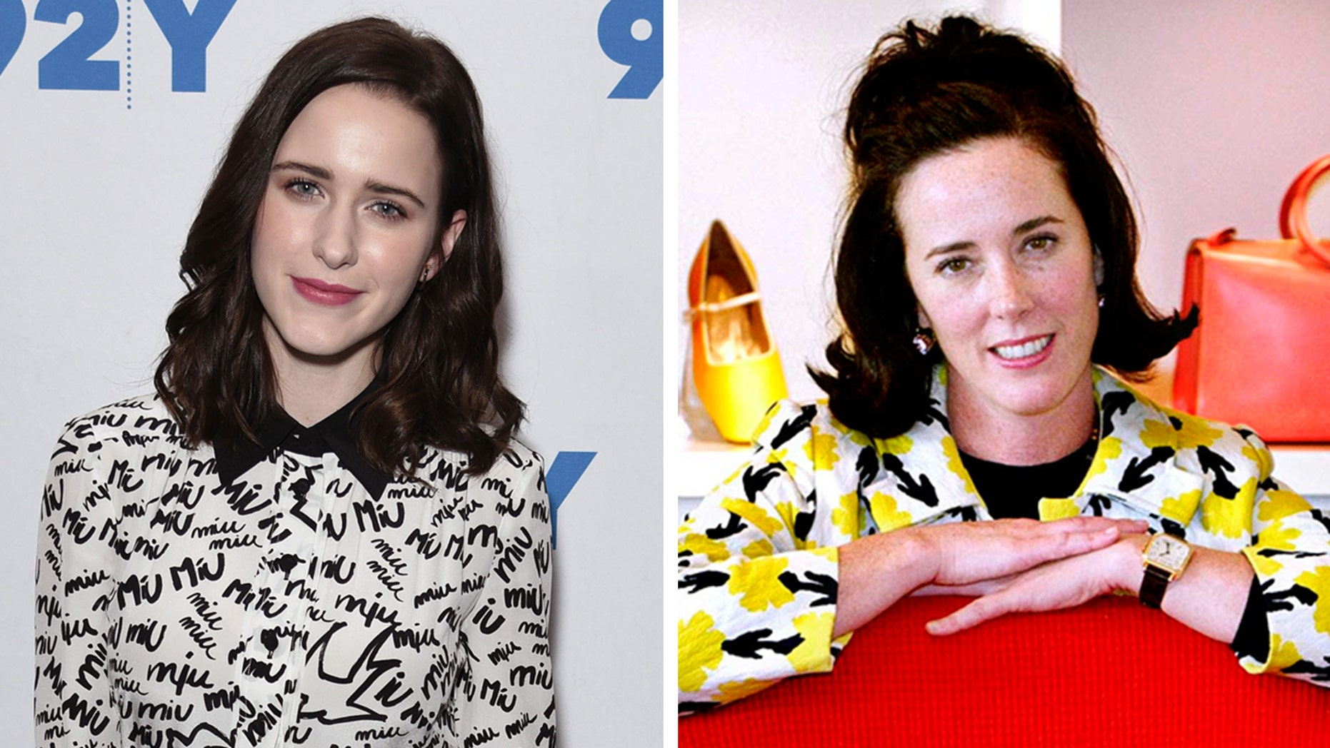 Kate Spade's niece Rachel Brosnahan honors grandfather who died night before designer's funeral.