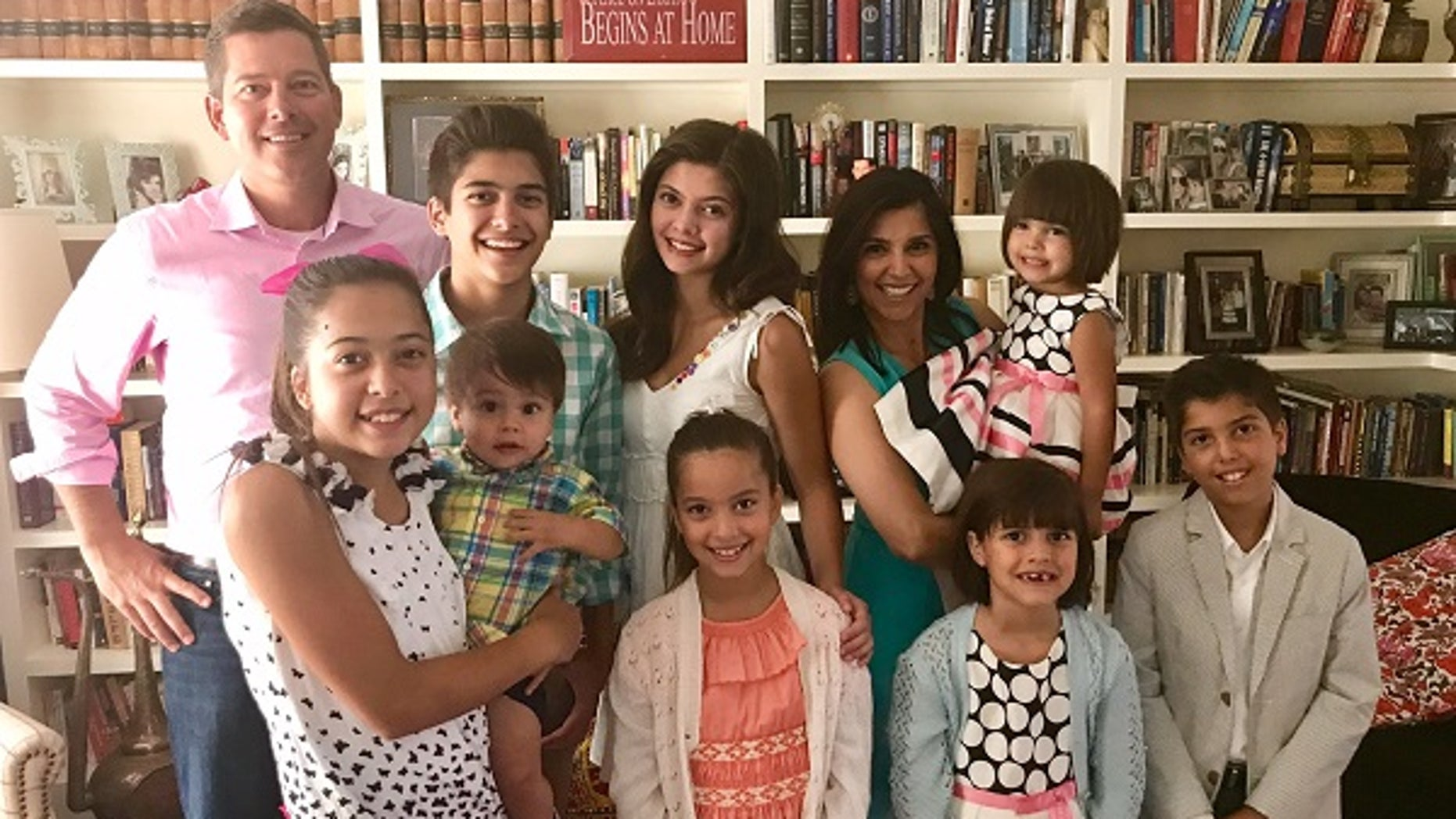 Rachel Campos-Duffy tackles all things motherhood with Fox