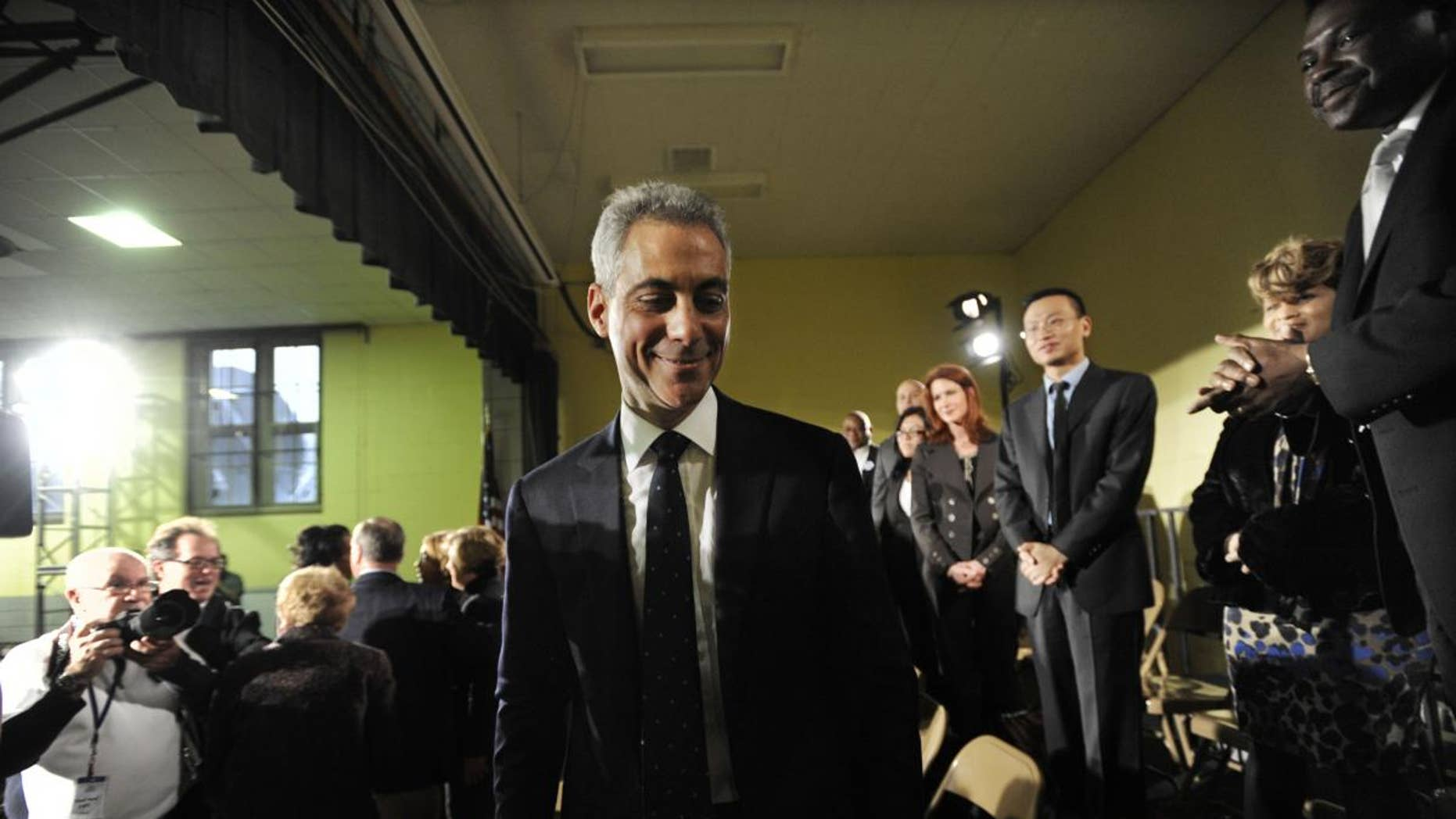 Rahm Emanuel (AP Photo/Paul Beaty, File)