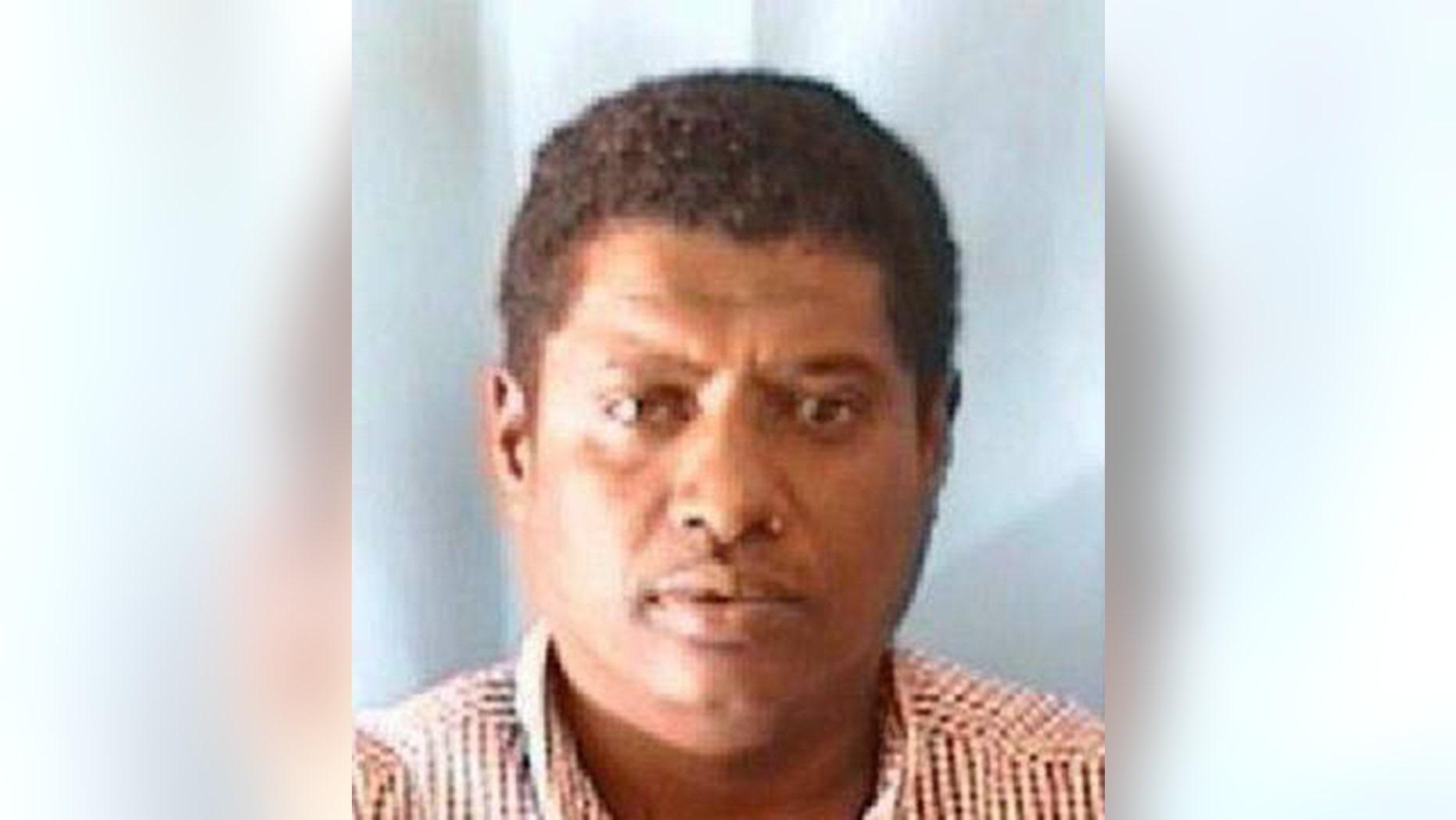 Isam Fathee Mohamed Rahmah, 51, of Durham.