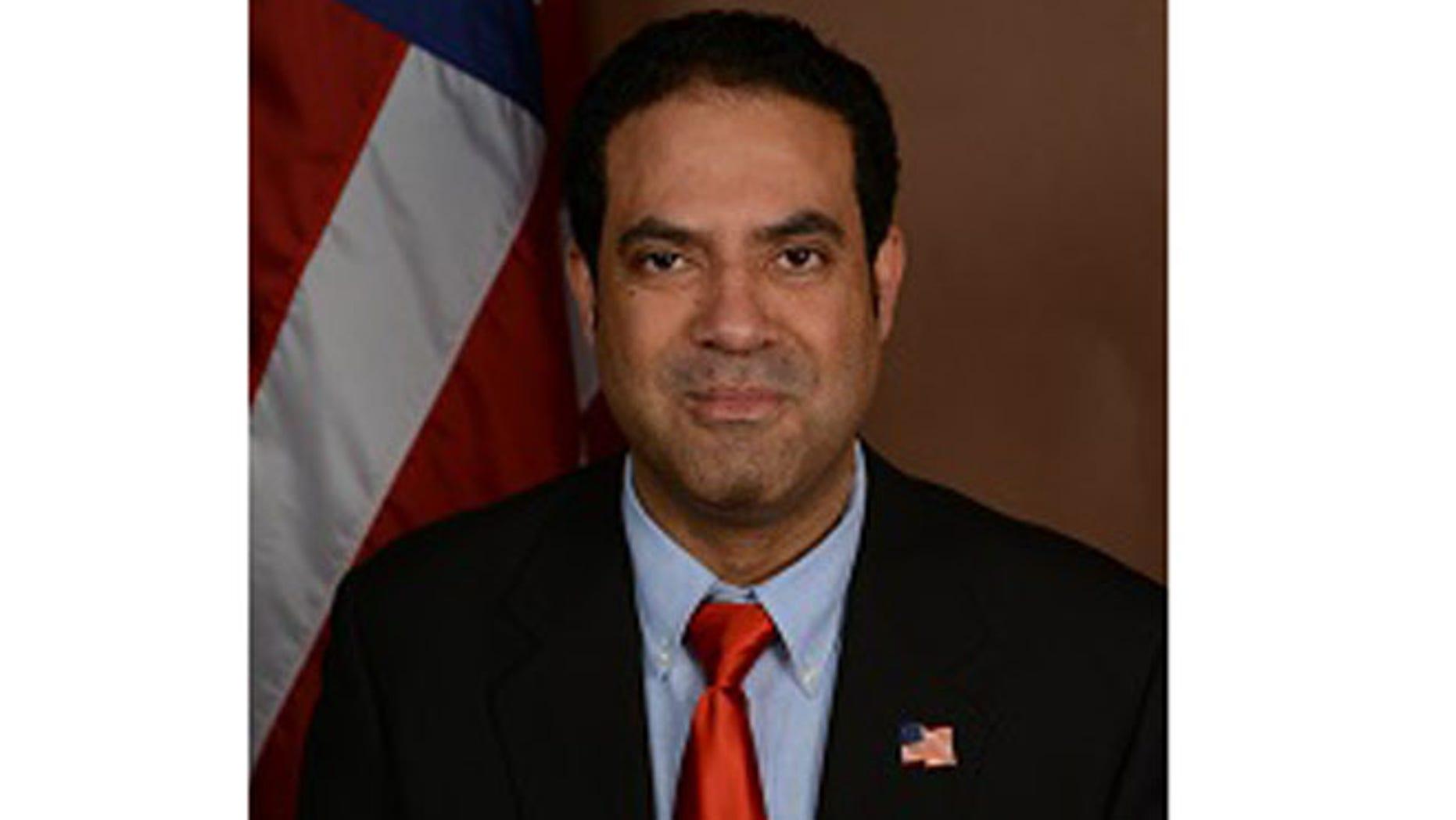 Rhode Island State Rep. Ramon Perez.
