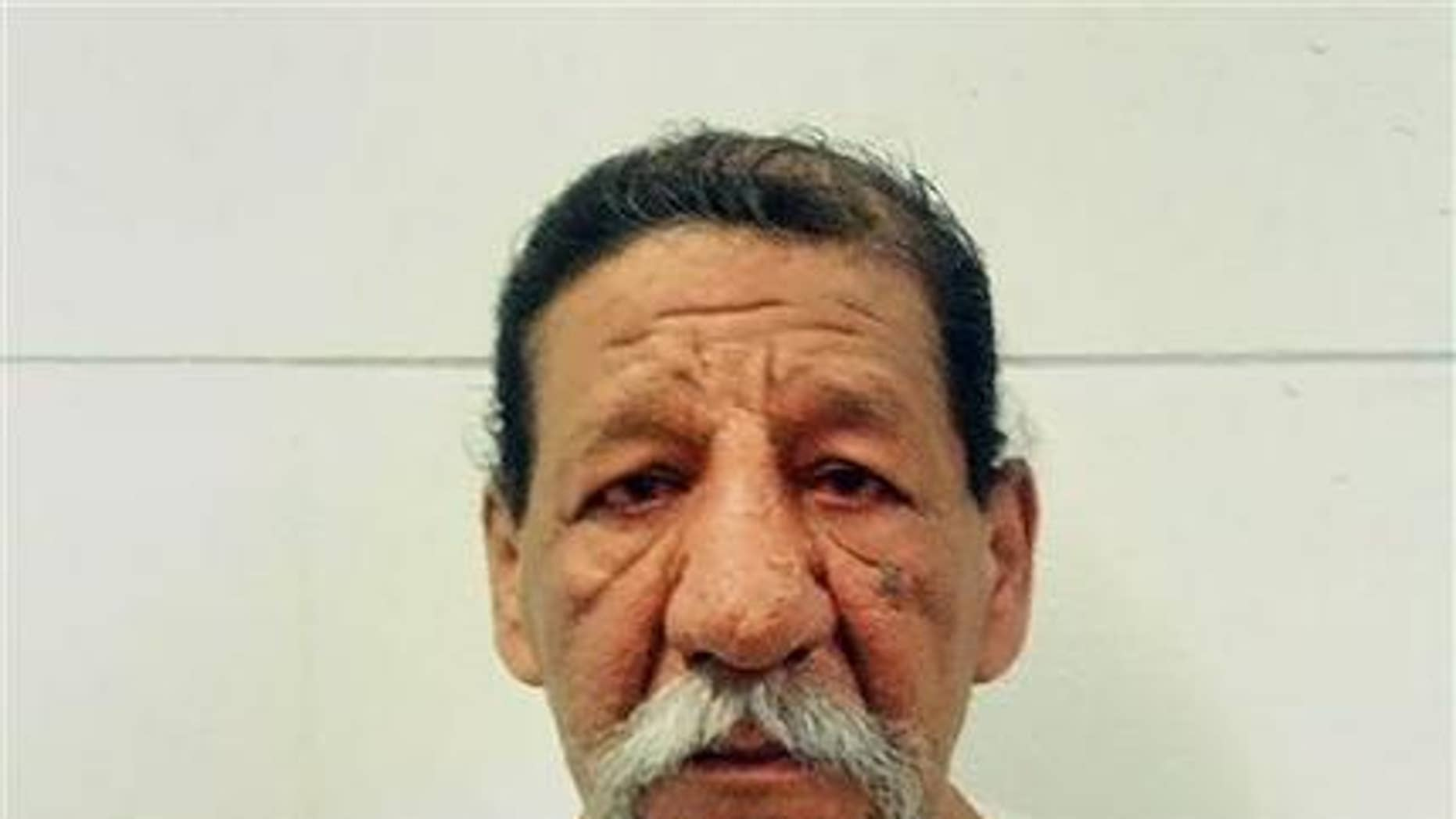 This image provided by the Utah Department of Corrections shows inmate Ramon C. Estrada.