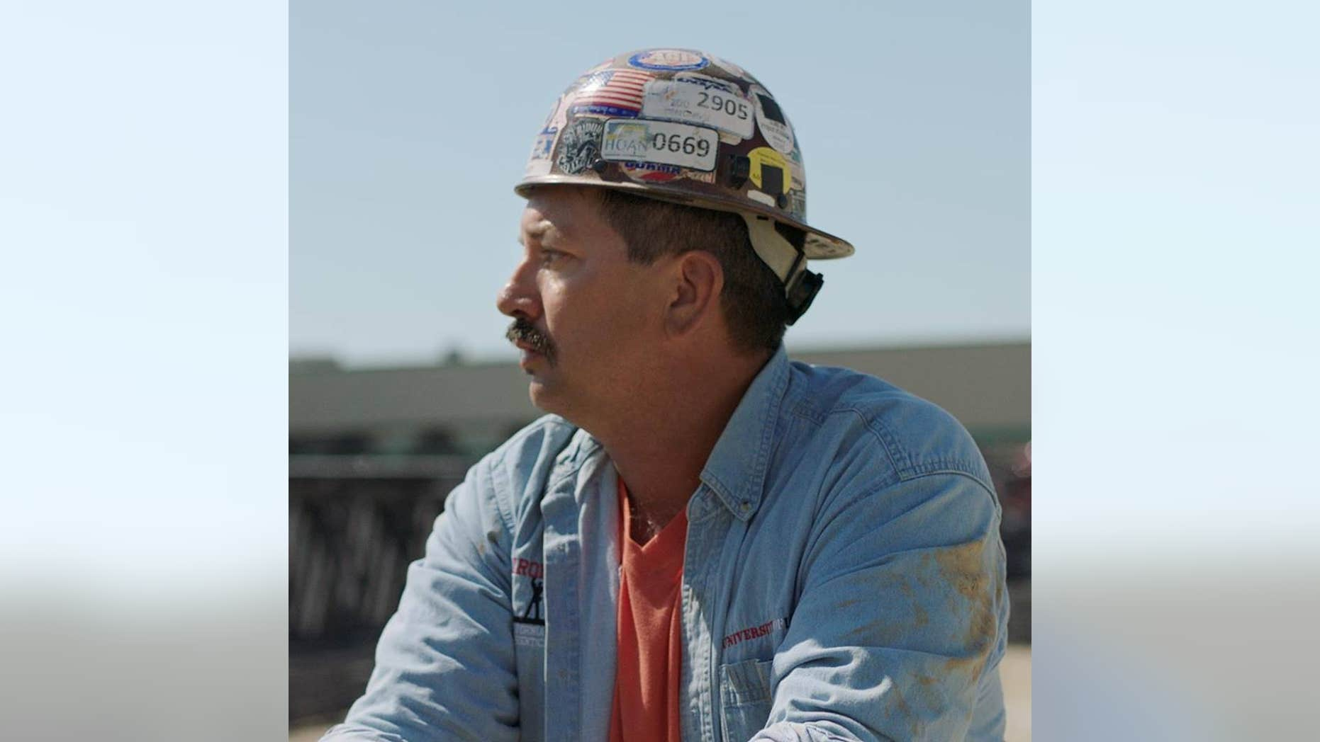 Randy Bryce, a union worker and Democrat, is vying for the U.S. House seat that will be vacated by House Speaker Paul Ryan, R-Wis.