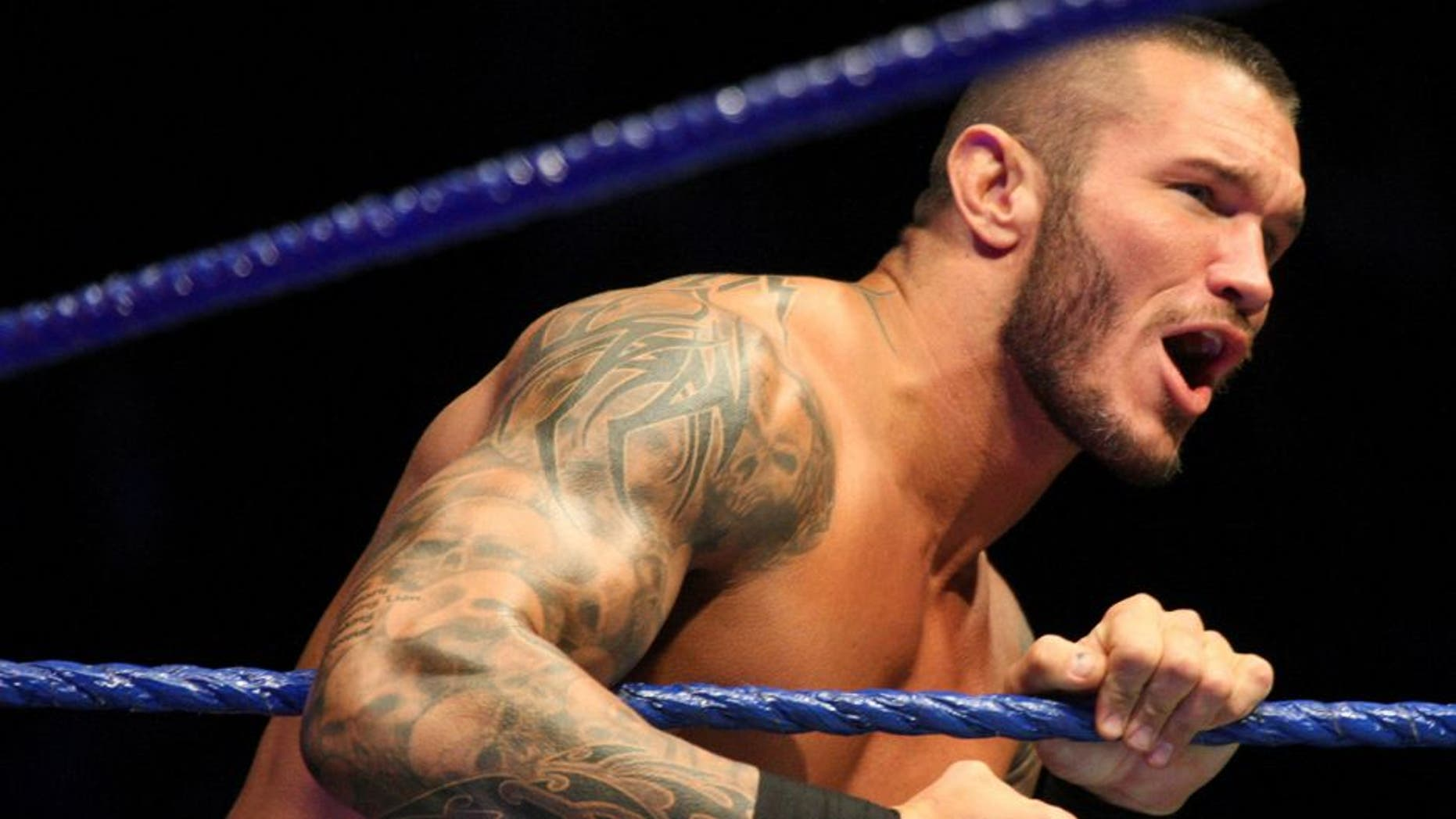 Randy Orton lost to AJ Styles in the affected match.