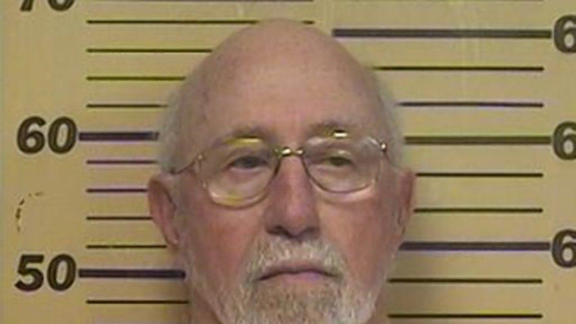 James Allen is accused of raping his 20-year-old stepgranddaughter.