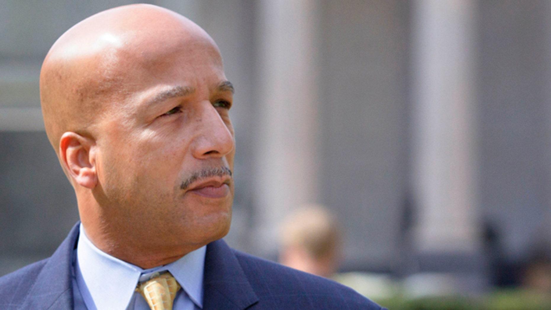 Feb. 20, 2013: Former New Orleans Mayor C. Ray Nagin.