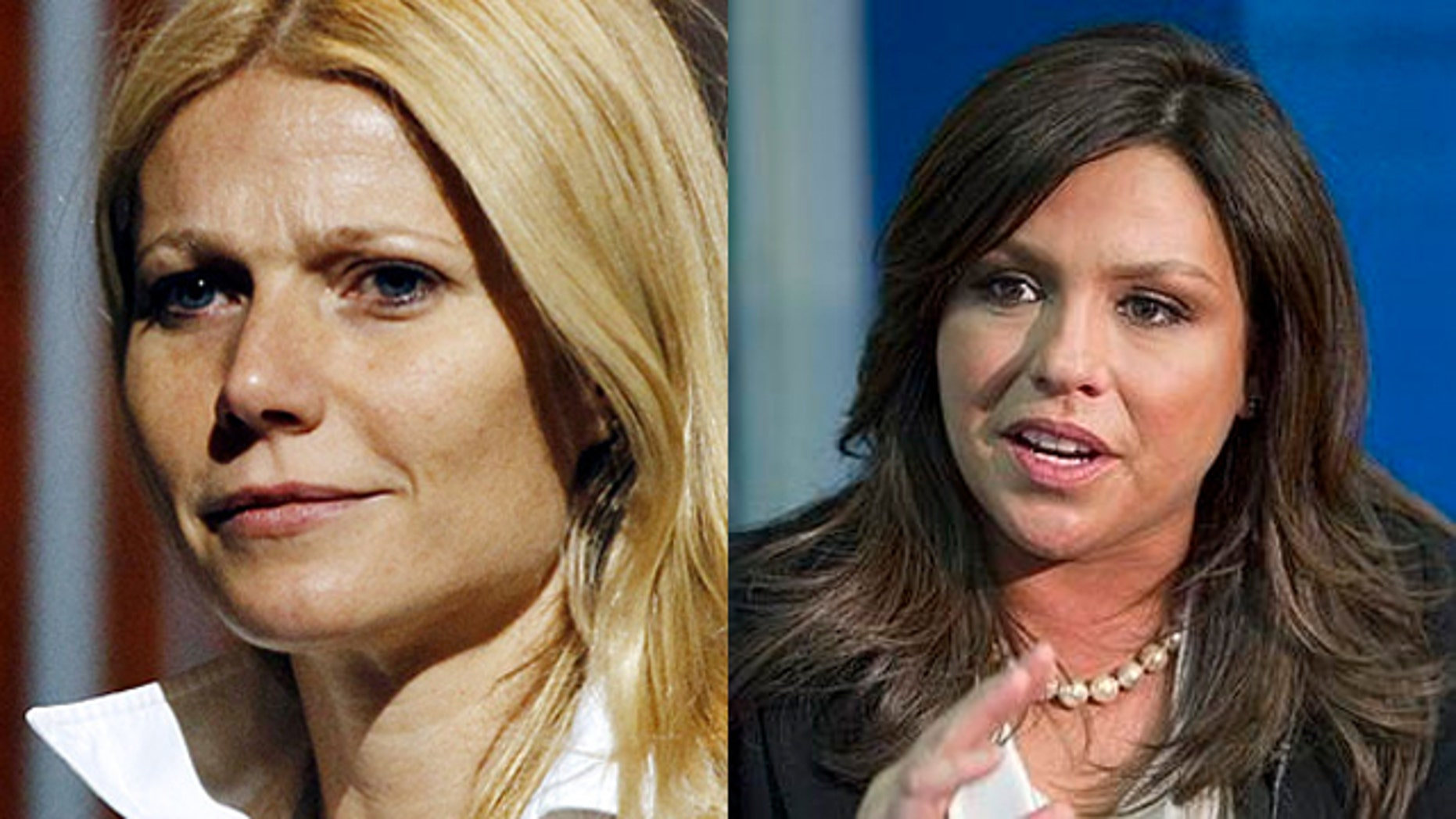 Gwyneth Paltrow Defends her cookbook on 'The Rachael Ray Show'