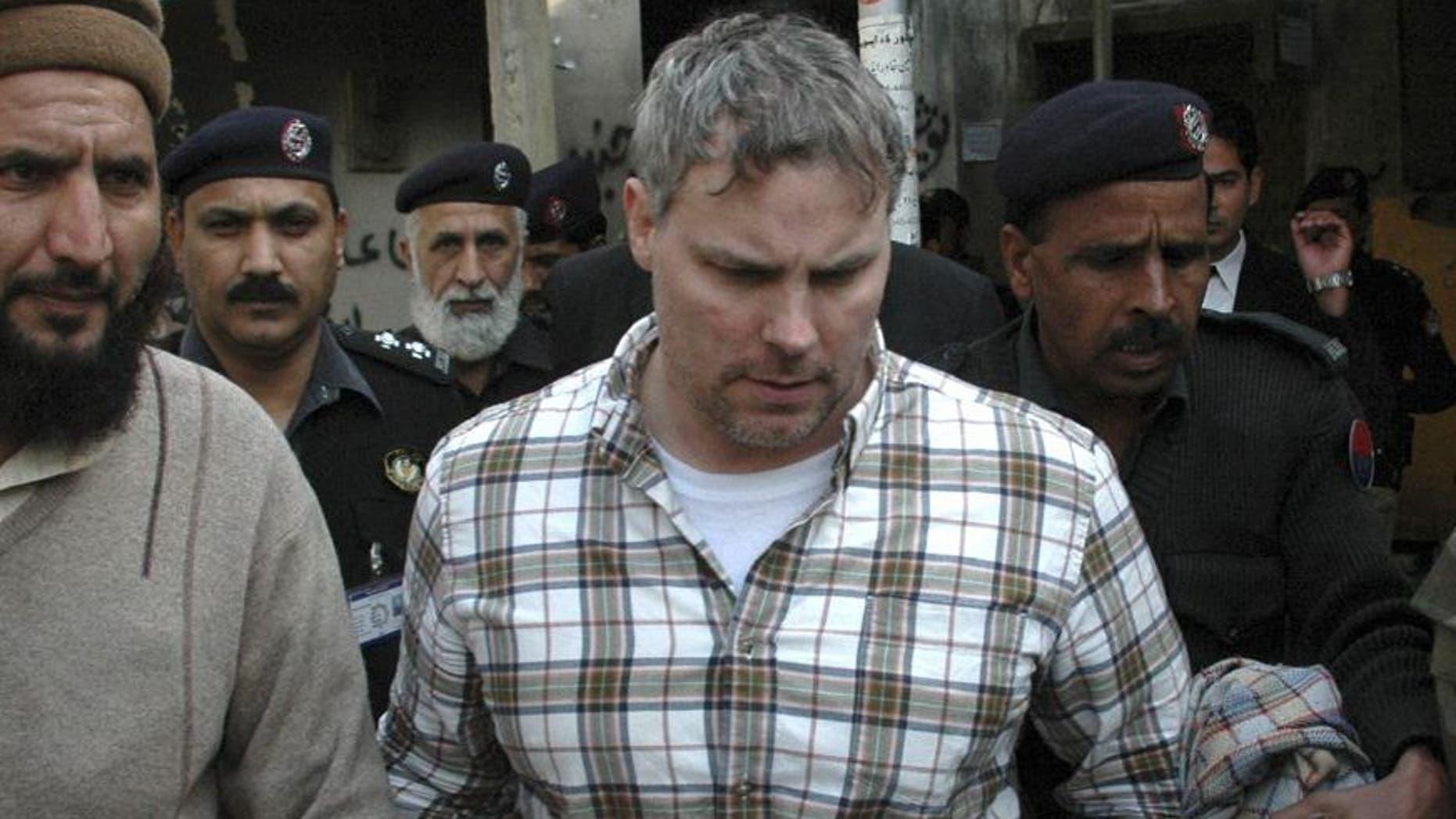 CIA Operative Raymond Davis (AP Photo)