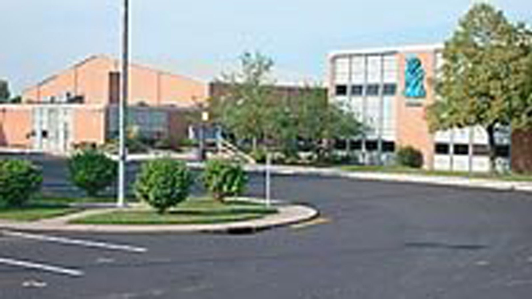 Reading High School. (Reading School District)