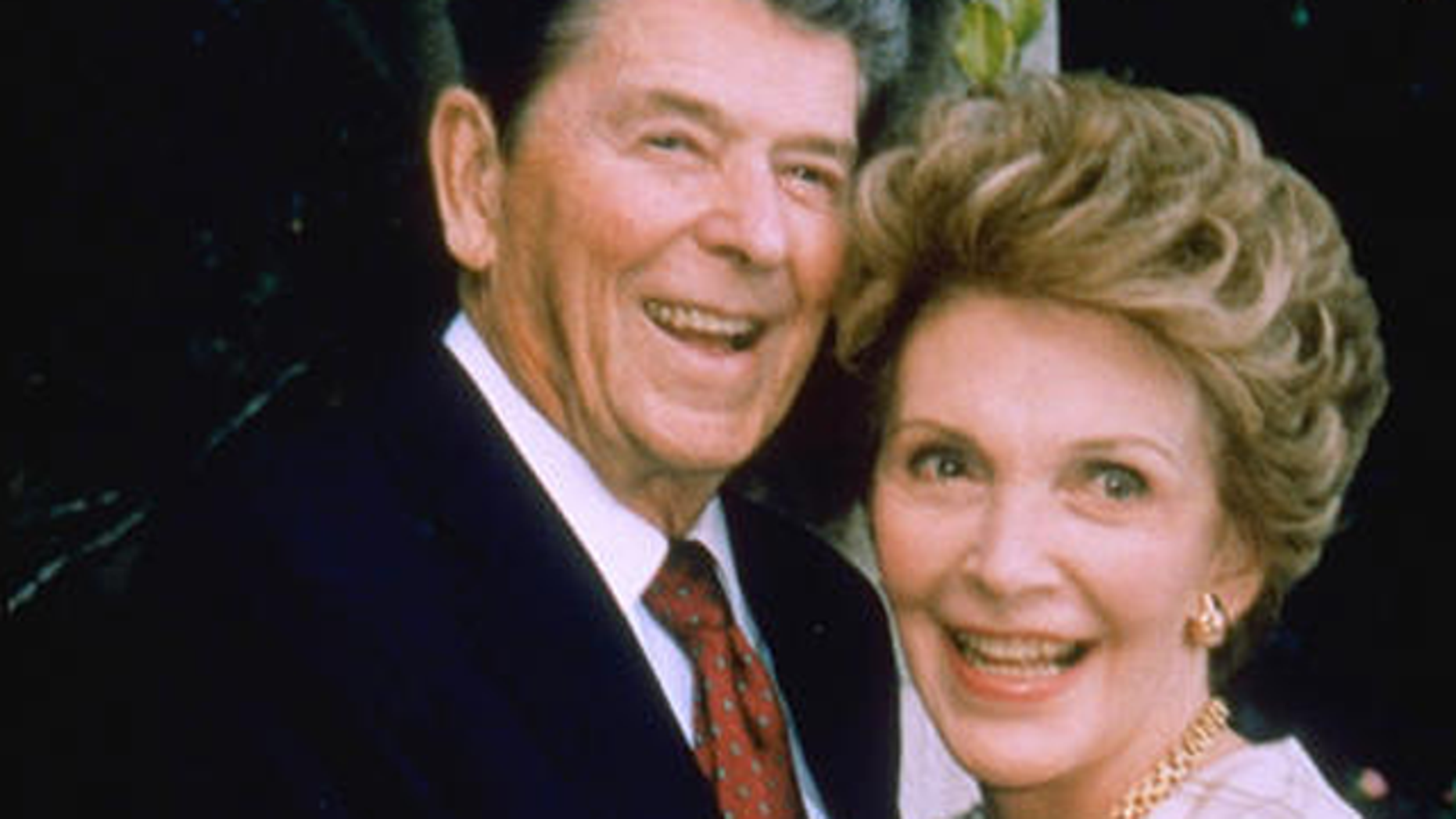 President Ronald and Nancy Reagan