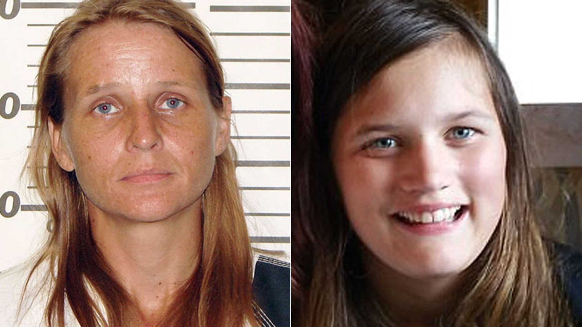 Rebecca Ruud, left, is charged with first-degree murder in the death of Savannah Leckie