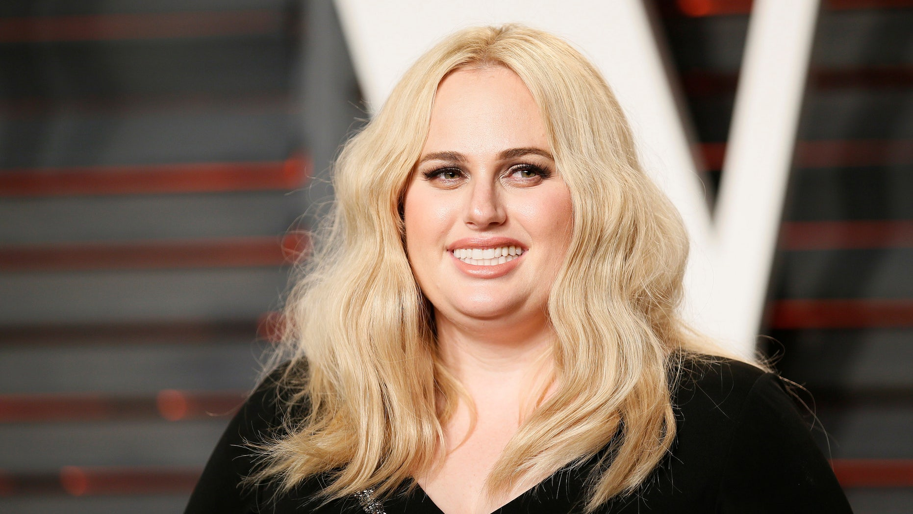 naked Rebel Wilson (18 fotos) Porno, 2019, braless
