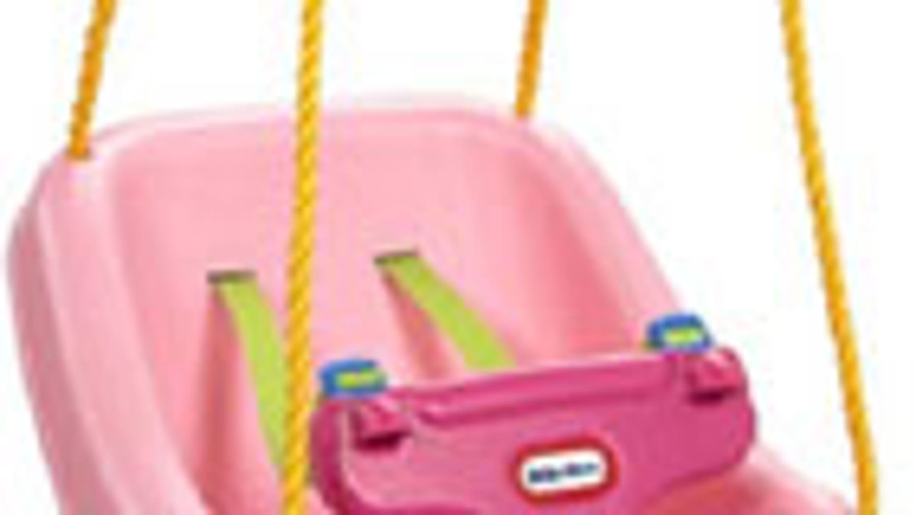 Little Tikes issued the recall after receiving reports of the product breaking and injuries.