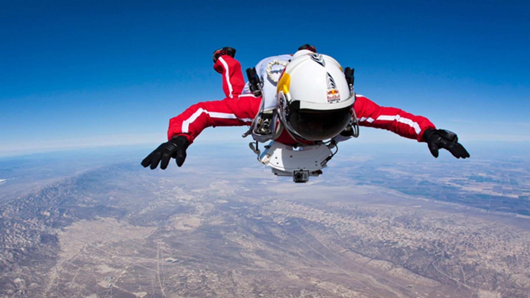 Felix Baumgartner has just completed a series of high-altitude test jumps in California to wrap up the development phase of his Red Bull Stratos project.
