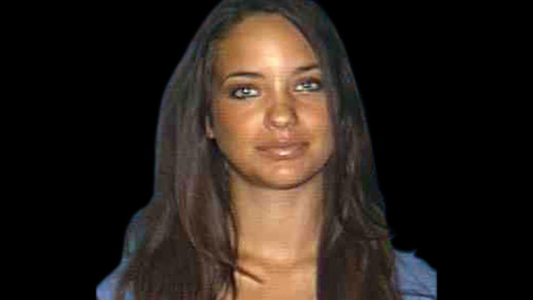 File: Juliana Redding, who was found dead in her apartment in Santa Monica, Calif.