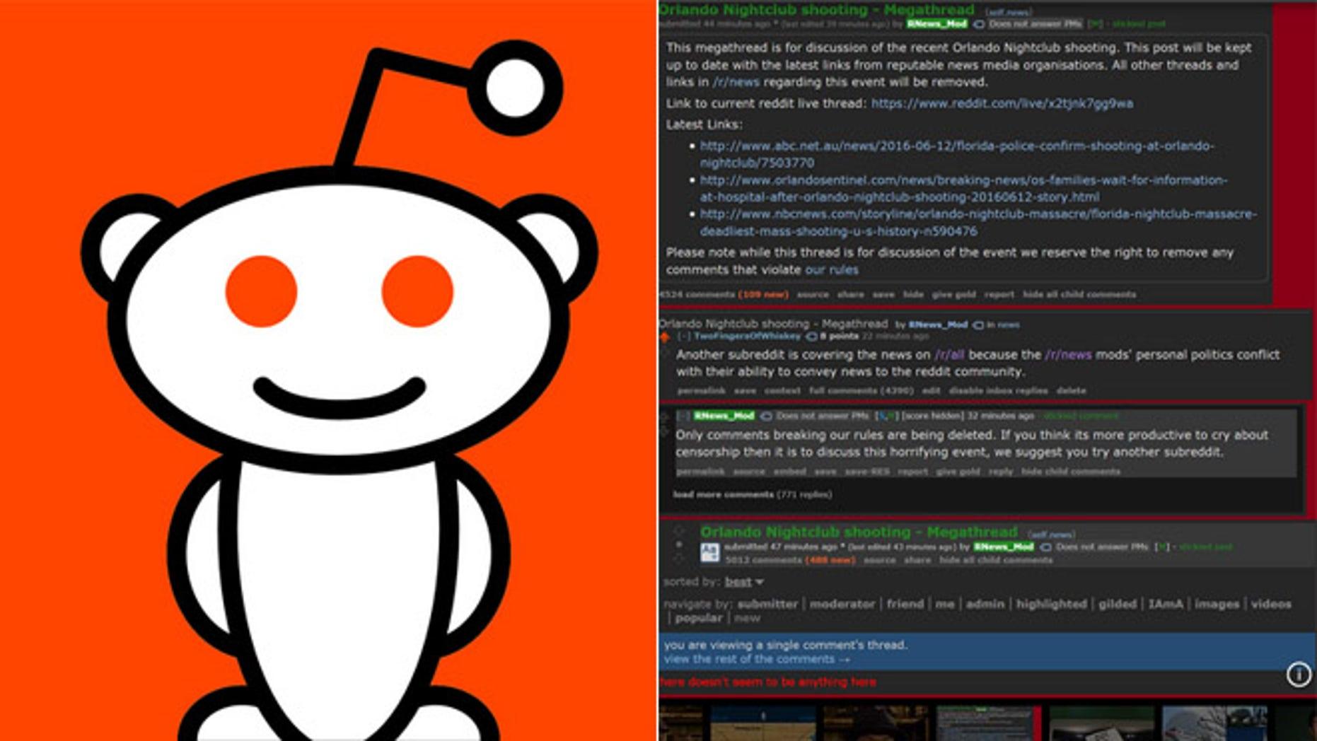 (Screenshot from www.reddit.com)