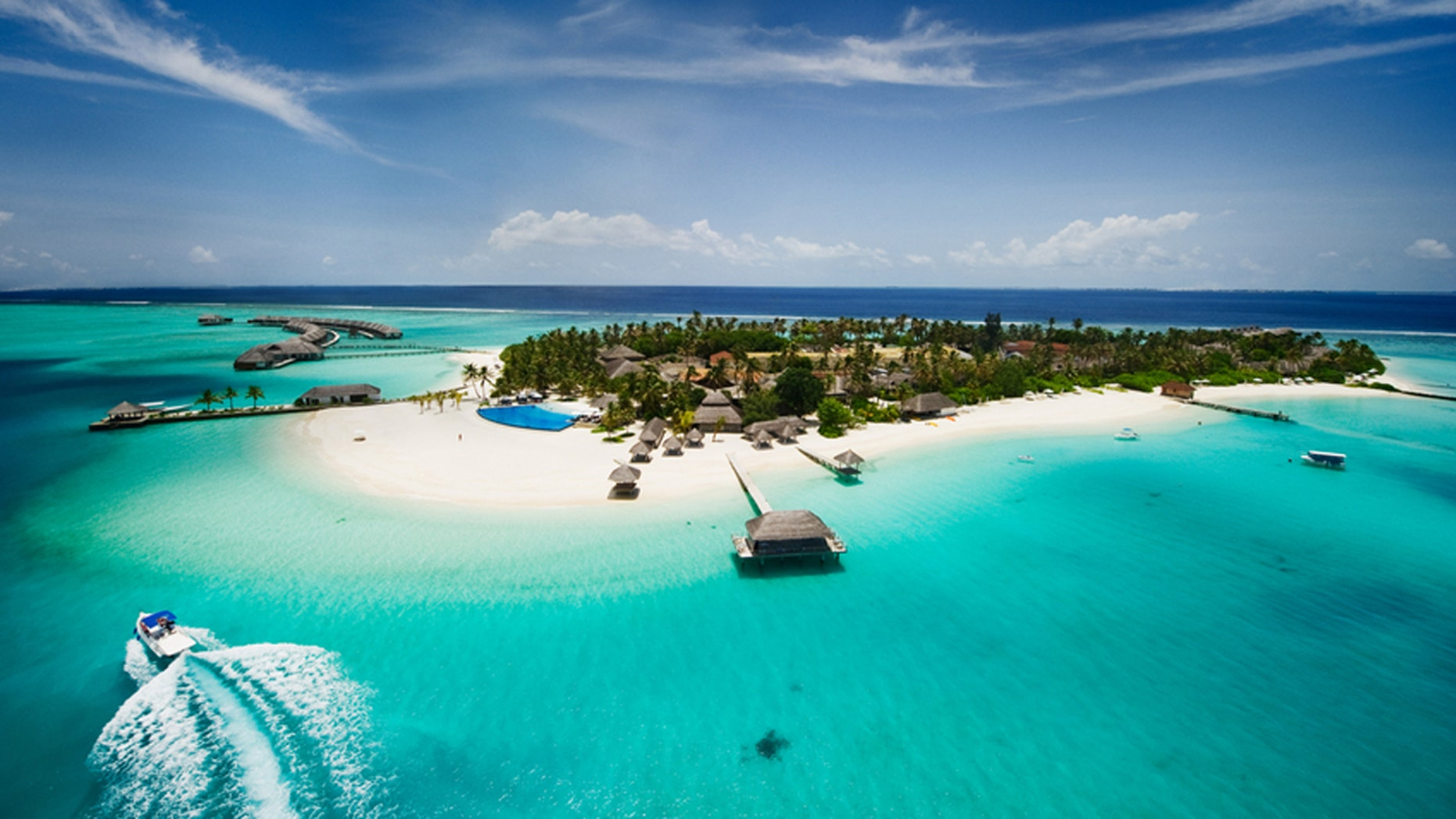 The Maldives are a jewel in the Indian Ocean but the threat of extreme Islamic terrorism may change tourists' plans.