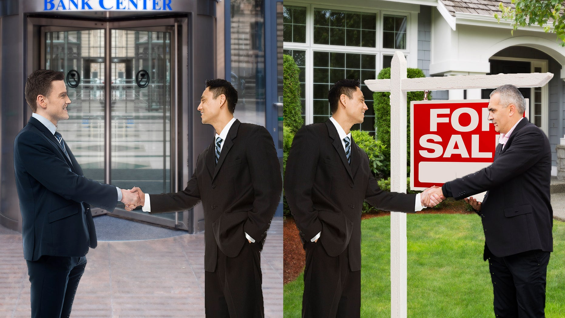 Refinancing and selling