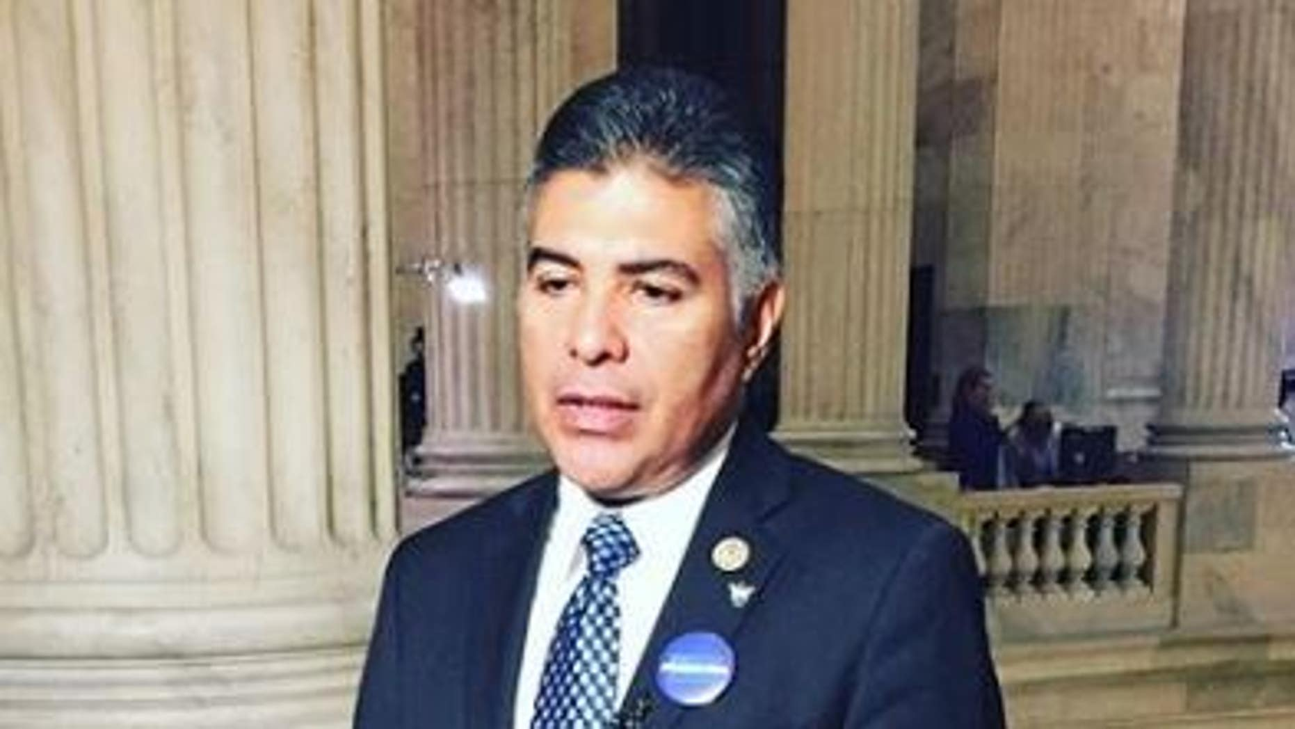 Rep. Tony Cárdenas, D-Calif. is denying allegations that he sexually assaulted a 16-year-old girl in 2007.