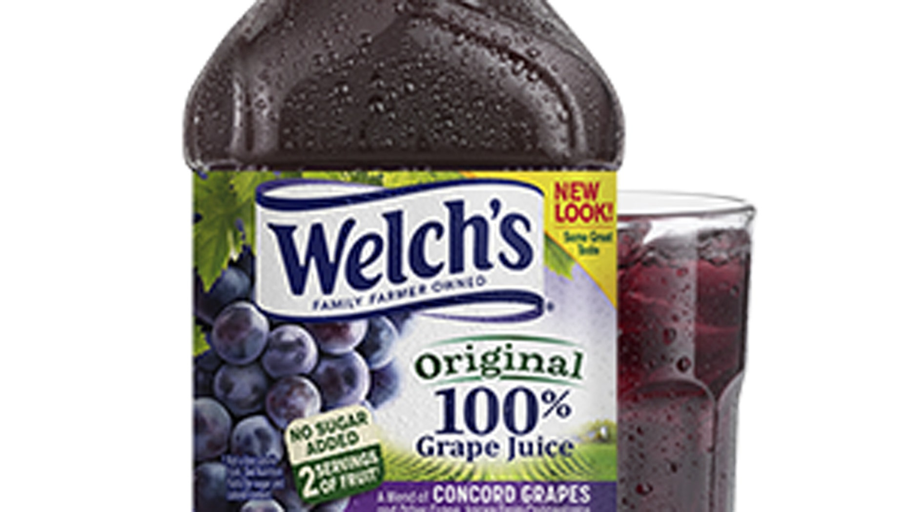 Welch's now has a kosher certified version of its popular grape juice.