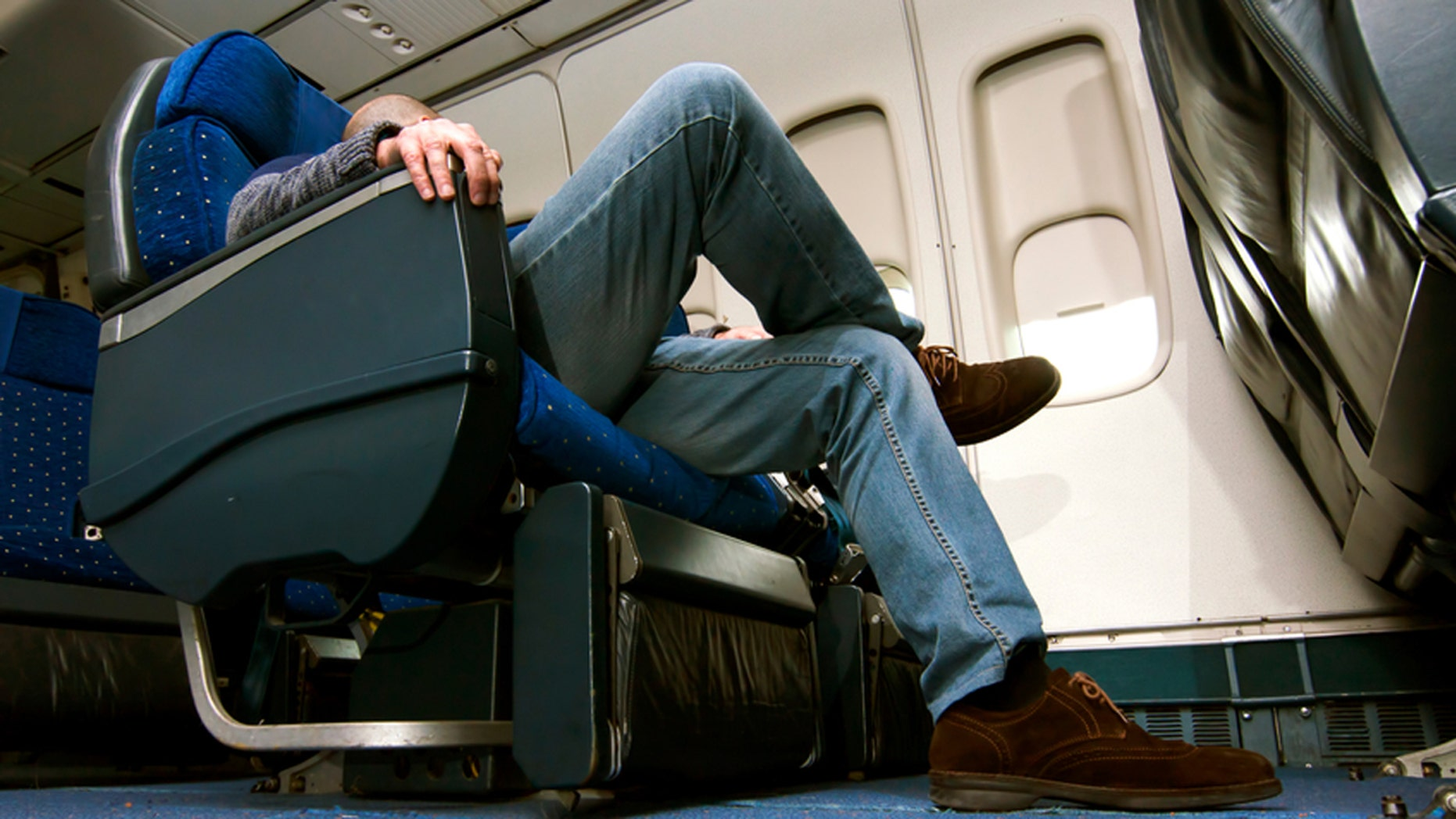 Plenty of room? Not on many commercial airlines.