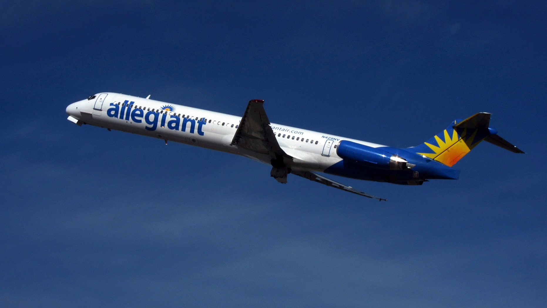 Two sisters have accused Allegiant Air of causing them to miss their father's final moments after being kicked off a flight.