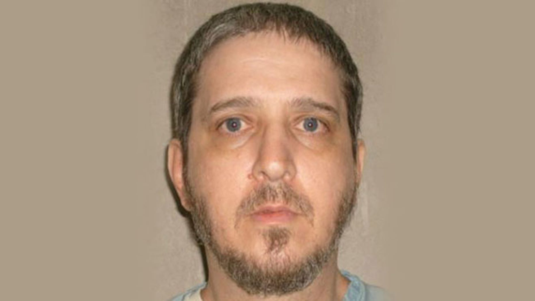 Oklahoma inmate Richard Glossip is shown.