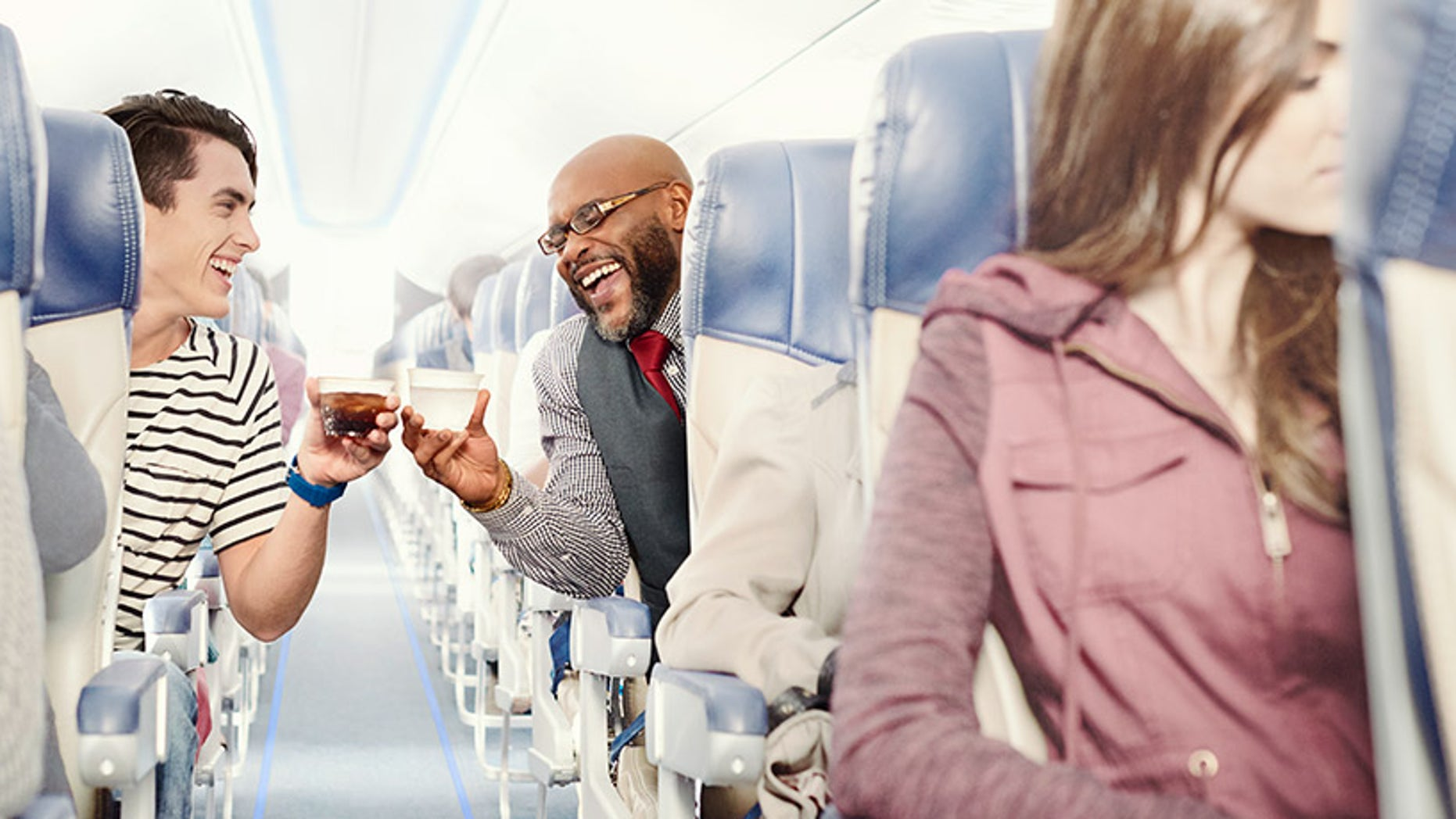 Take a lot of trips from Atlanta? Fly a friend for free.