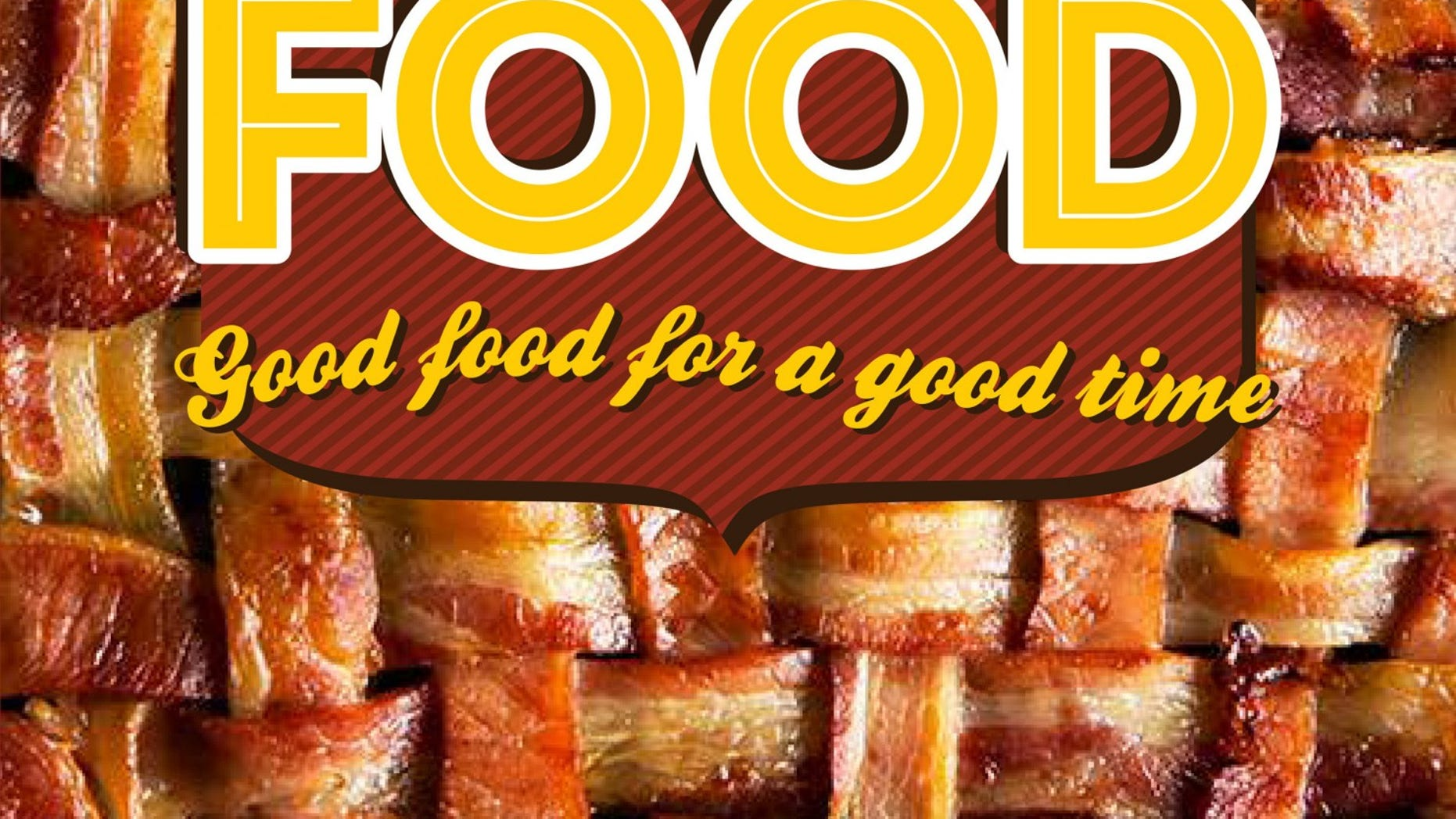 """The bacon-infused cover of """"Man Food."""""""