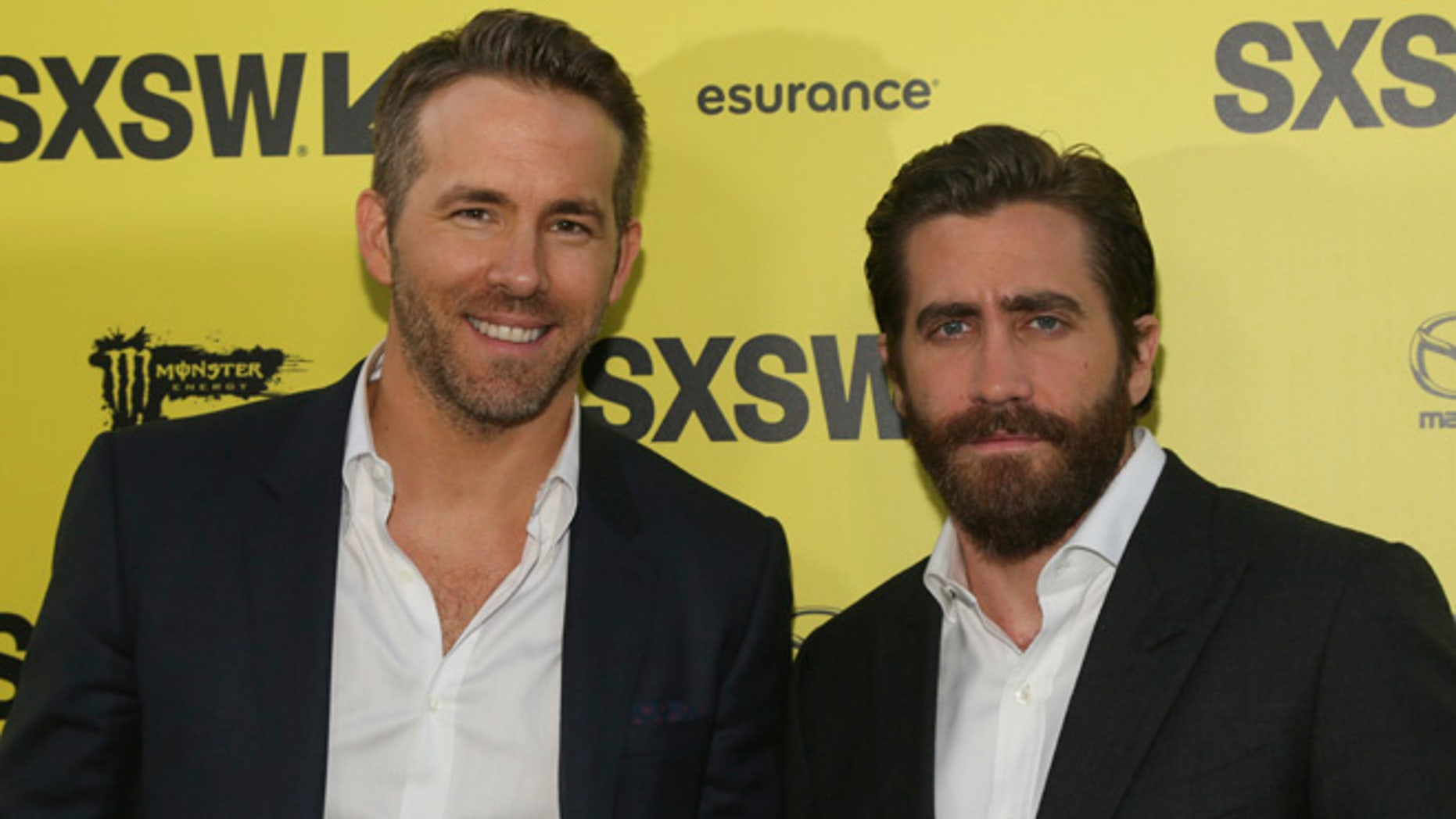 A bromance is brewing between Ryan Reynolds and Jake Gyllenhaal.