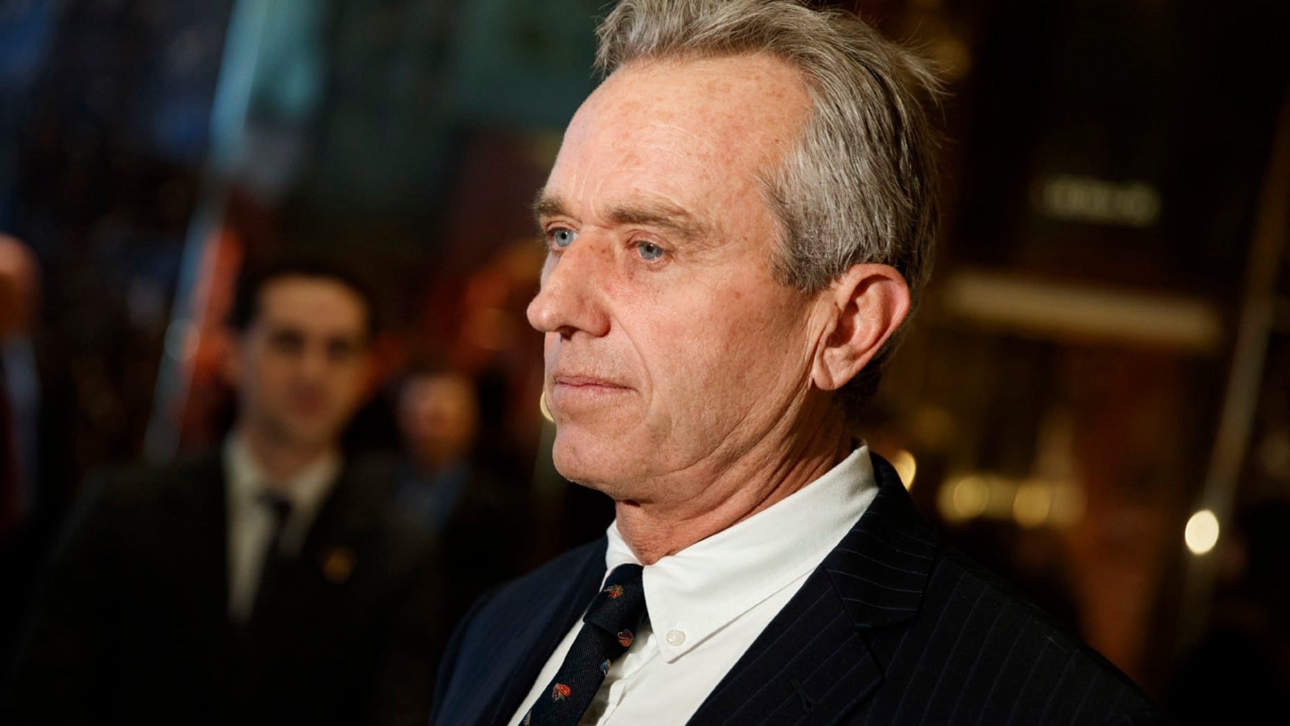 Trump Meets With Vaccine Skeptic >> Trump Meets With Vaccine Skeptic Rfk Jr To Discuss Safety Probe