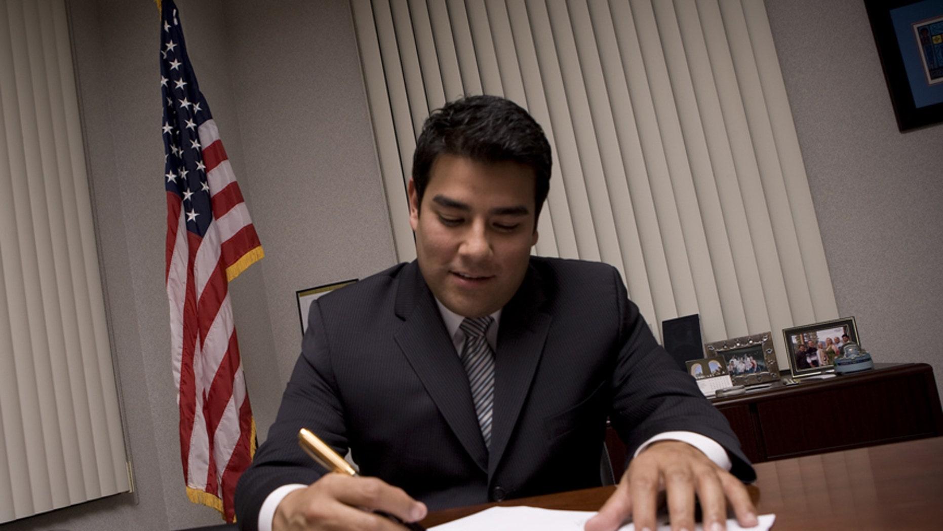 California State Sen. Ricardo Lara, Democrat