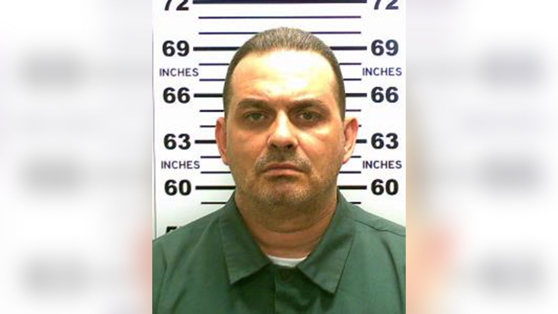 Convicted murderer Richard Matt in a handout photo from New York State Police.