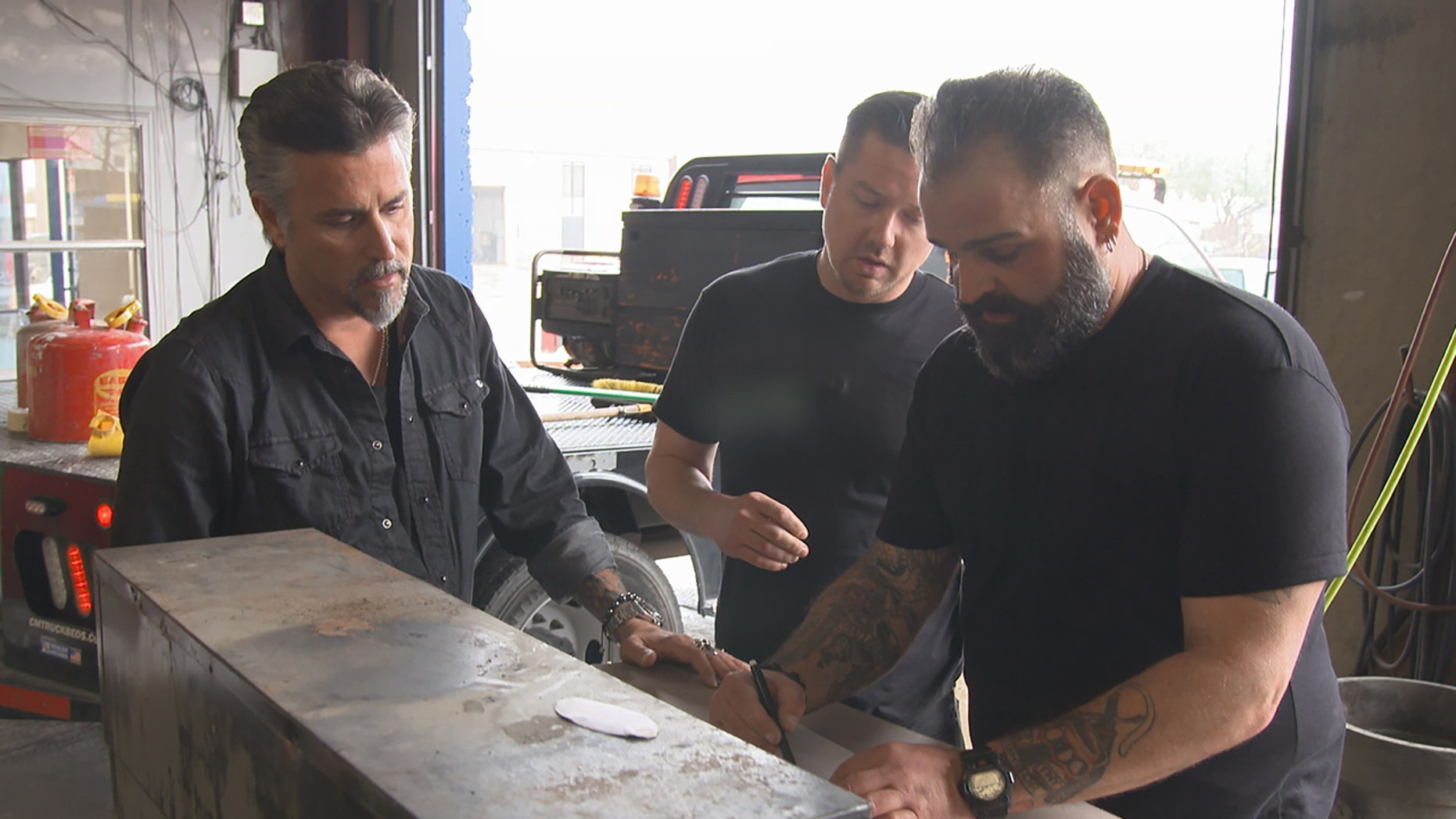 Garage Rehab Star Richard Rawlings Three Moneymaking Tips For