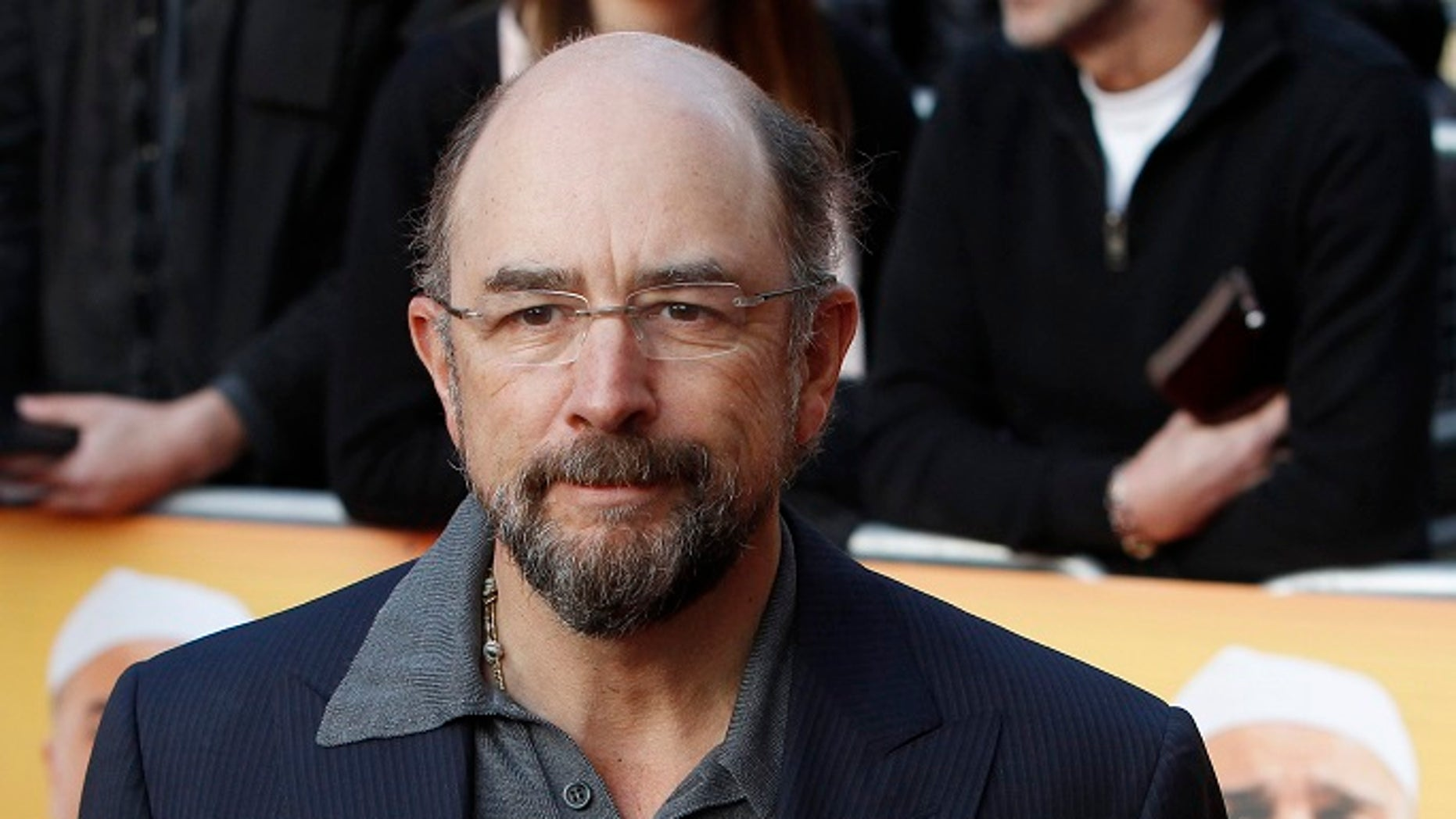 "Actor Richard Schiff discussed the rumors of a possible reboot of ""The West Wing."""